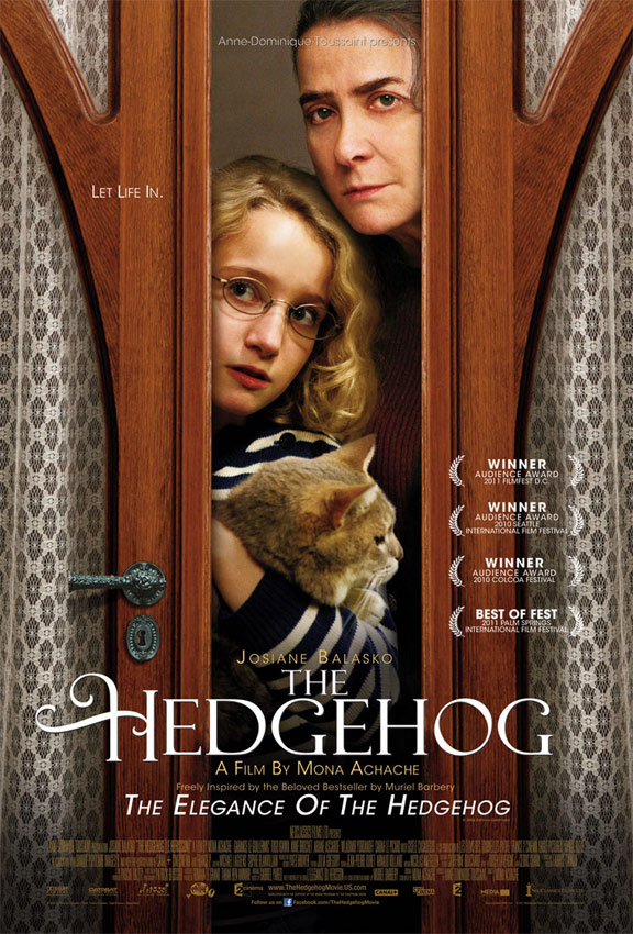 The Hedgehog (Le Hérisson) Poster #1