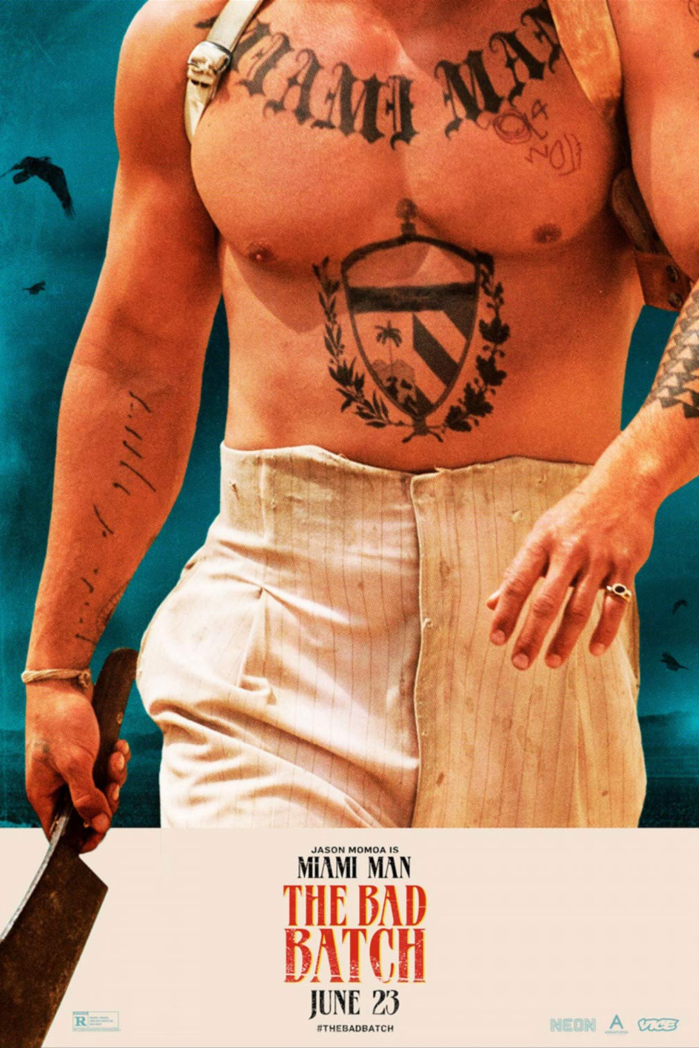 The Bad Batch Poster #3