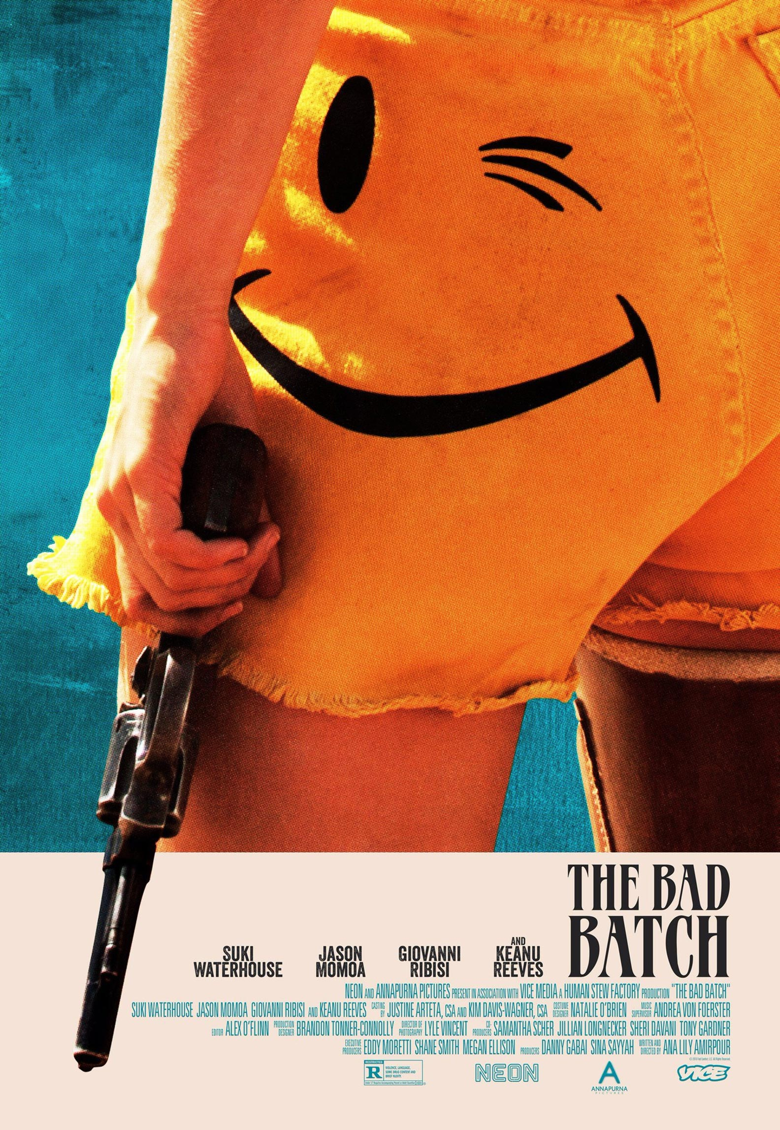 The Bad Batch Poster #4