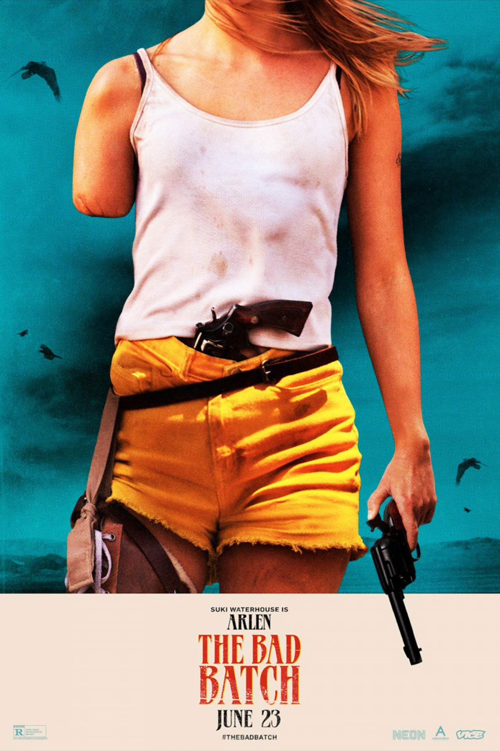 The Bad Batch Poster #1