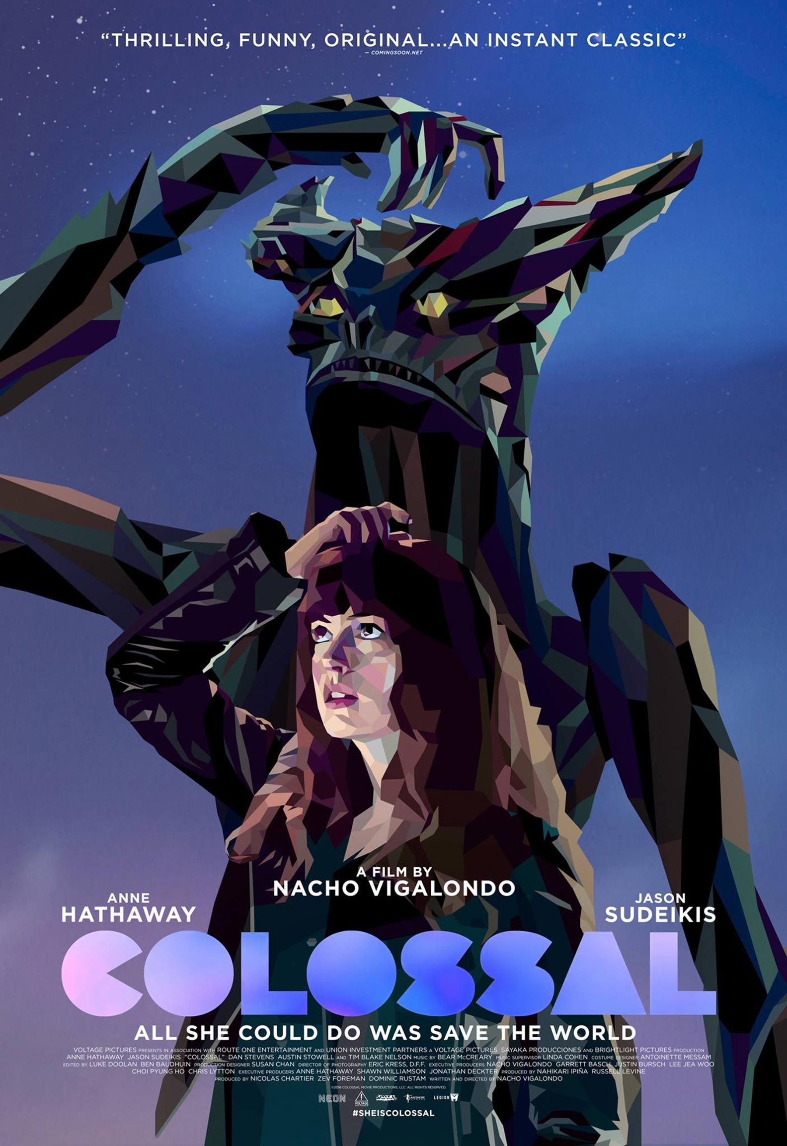 Colossal Poster #2
