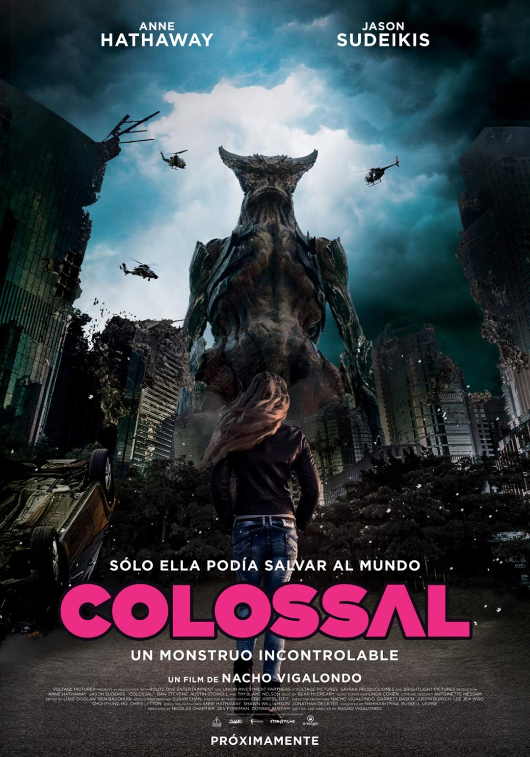 Colossal Poster #8