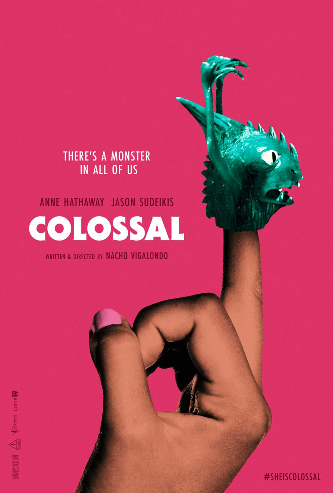 Colossal Poster #1