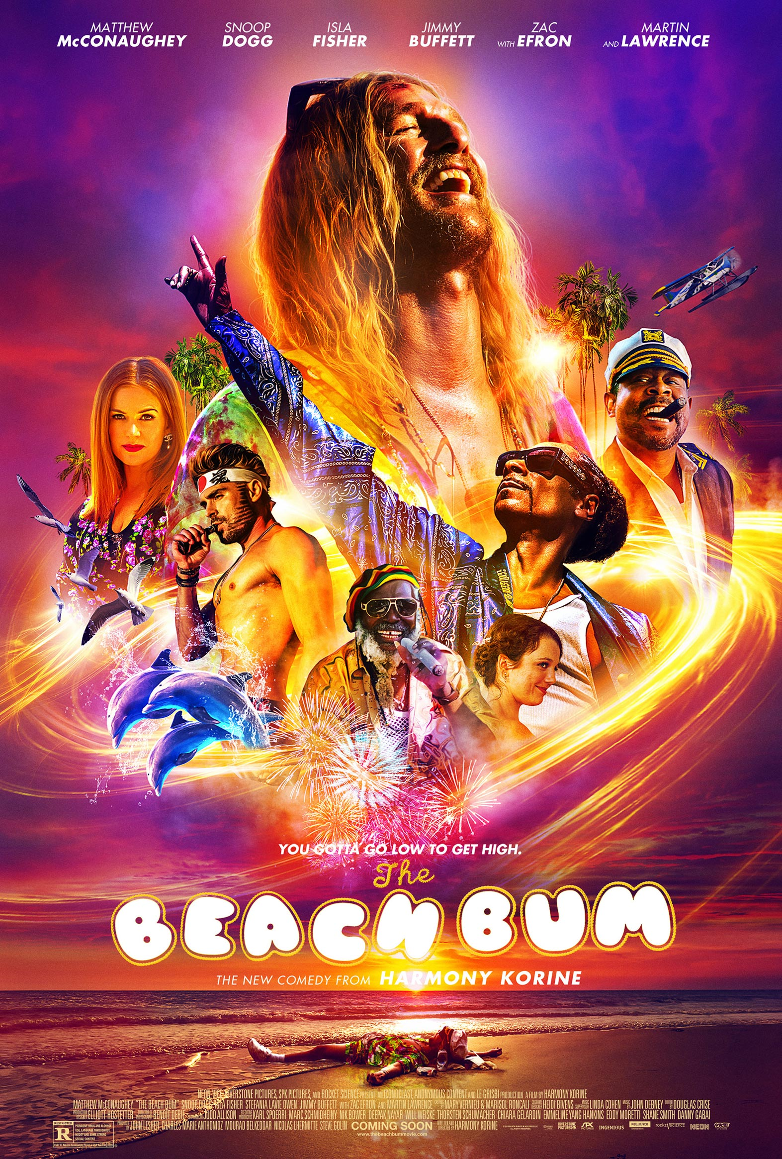 The Beach Bum Poster #1