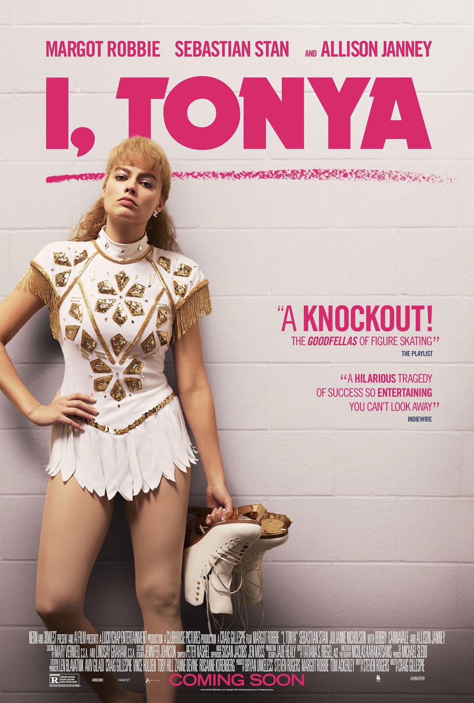 I, Tonya Poster #1