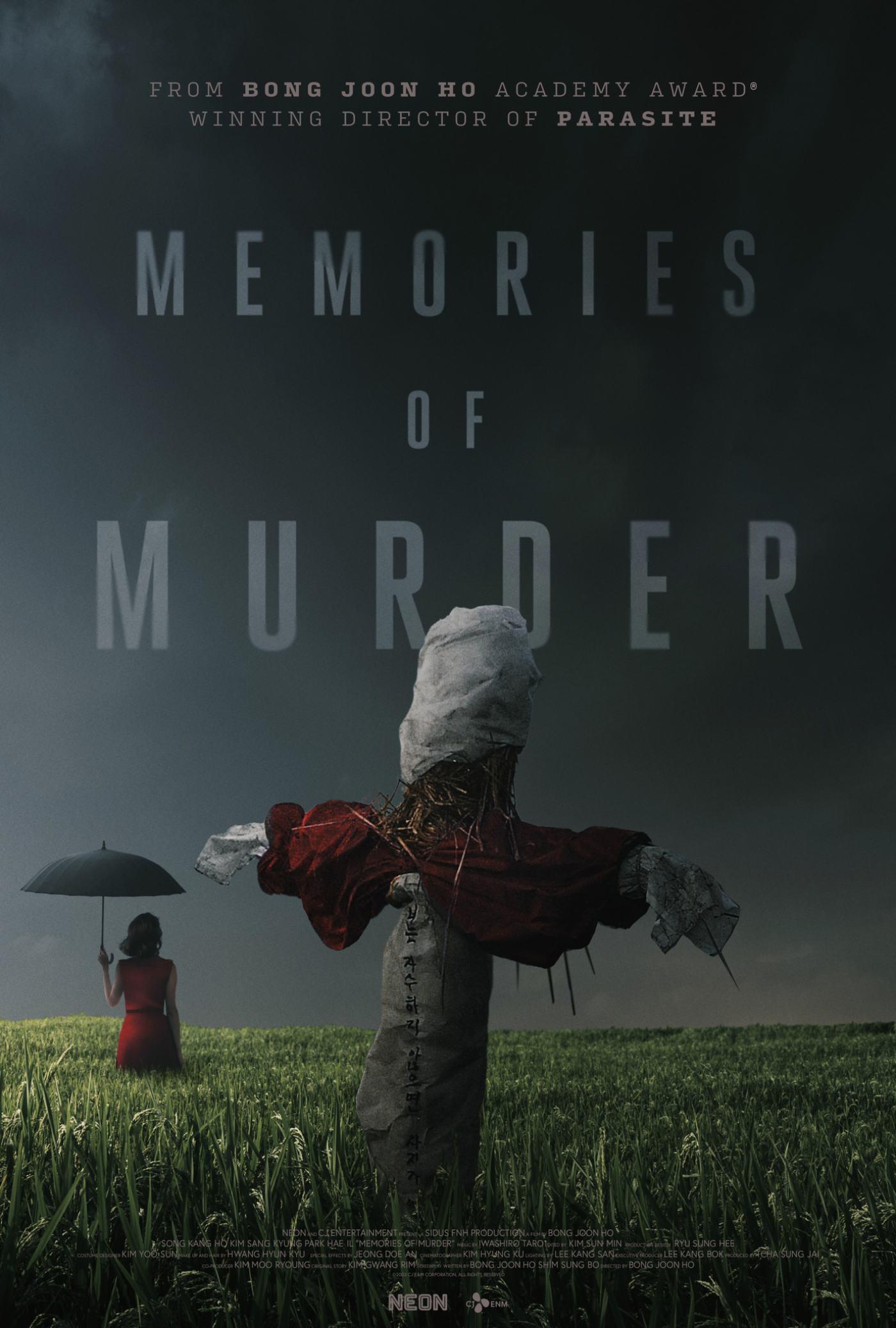 Memories of Murder Poster #1