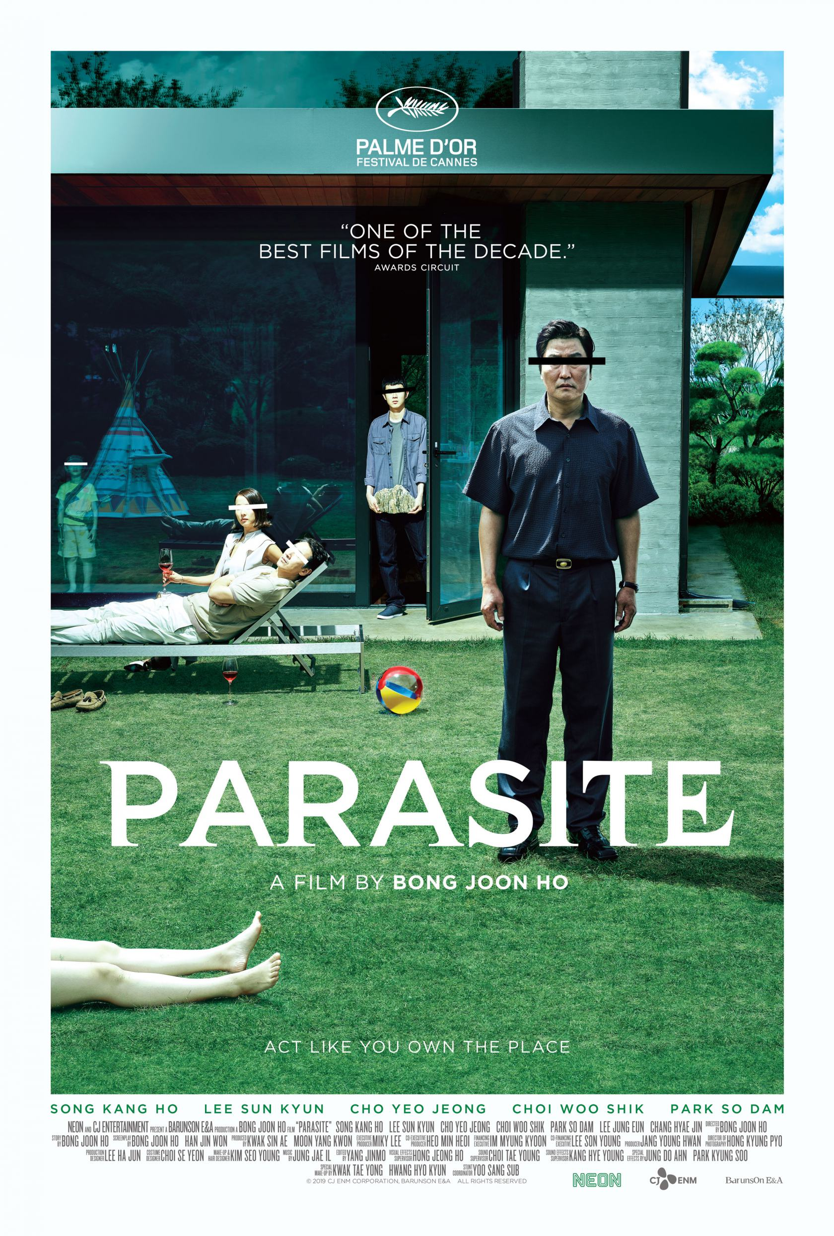 Parasite Poster #1