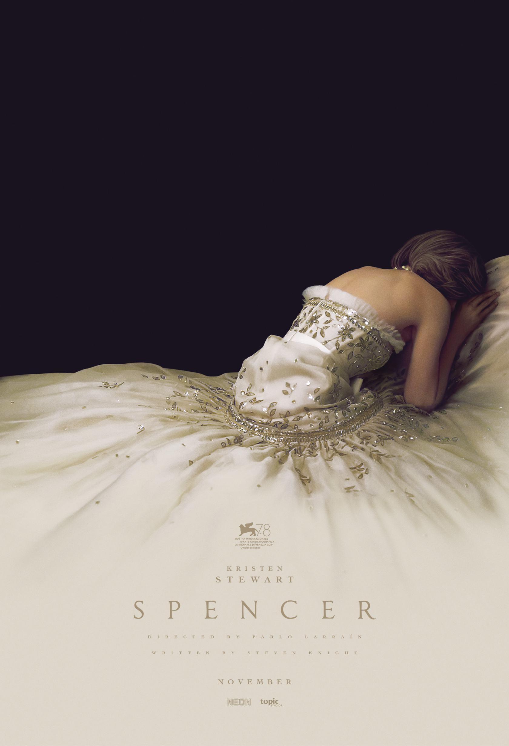 Spencer Poster #1
