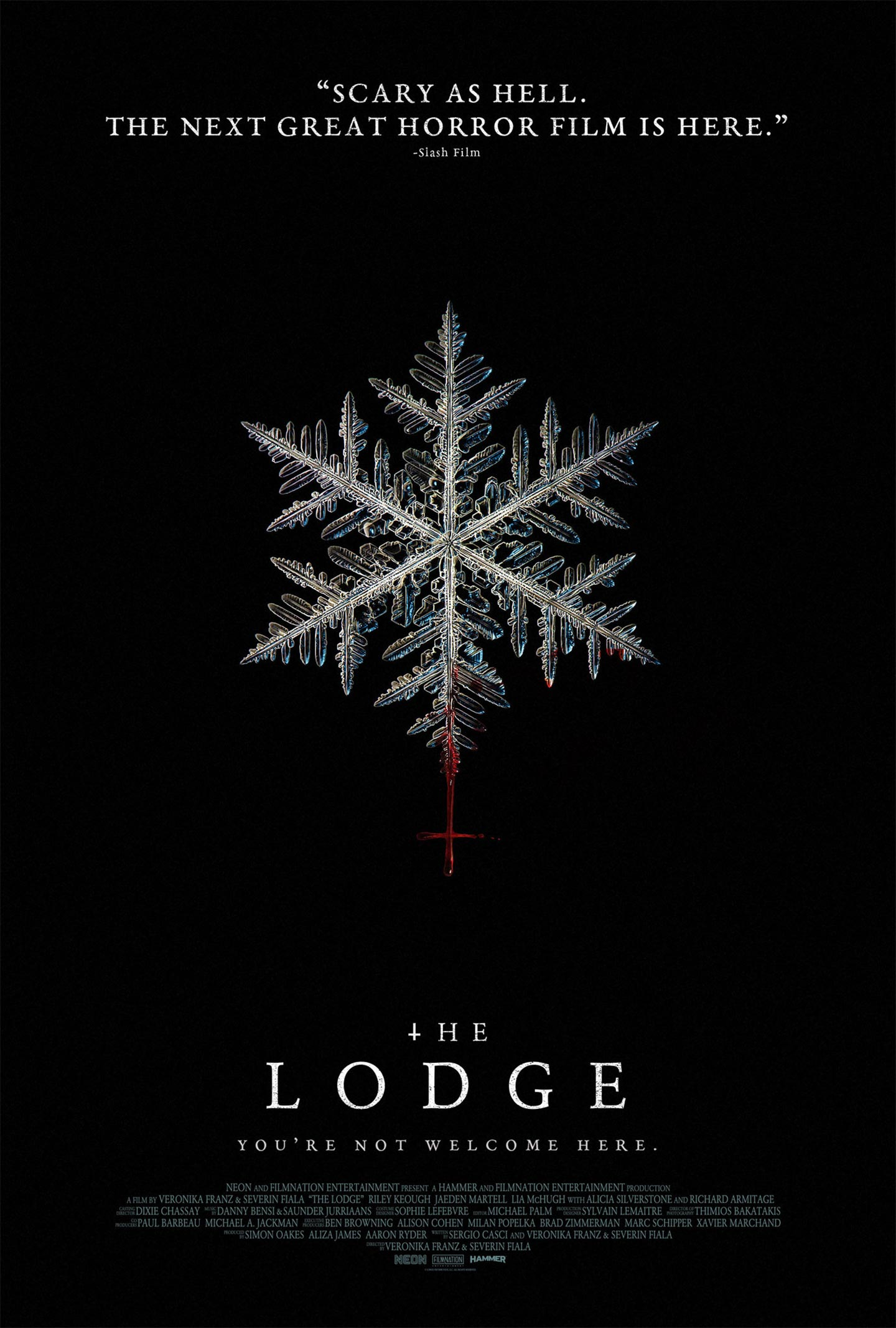 The Lodge Poster #1
