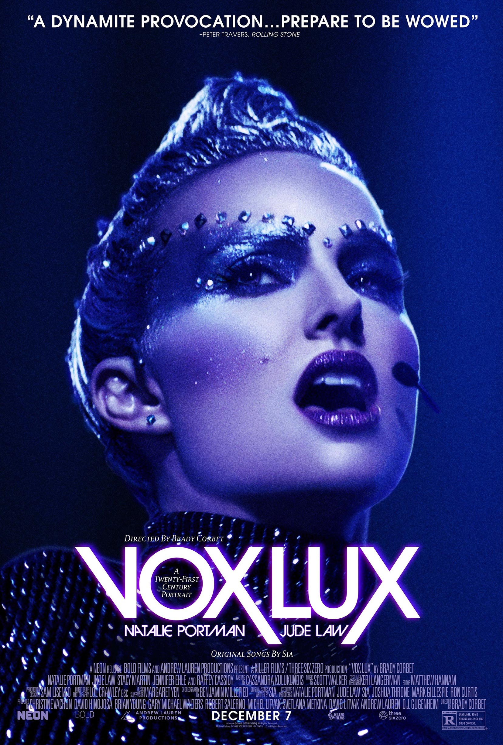 Vox Lux Poster #1