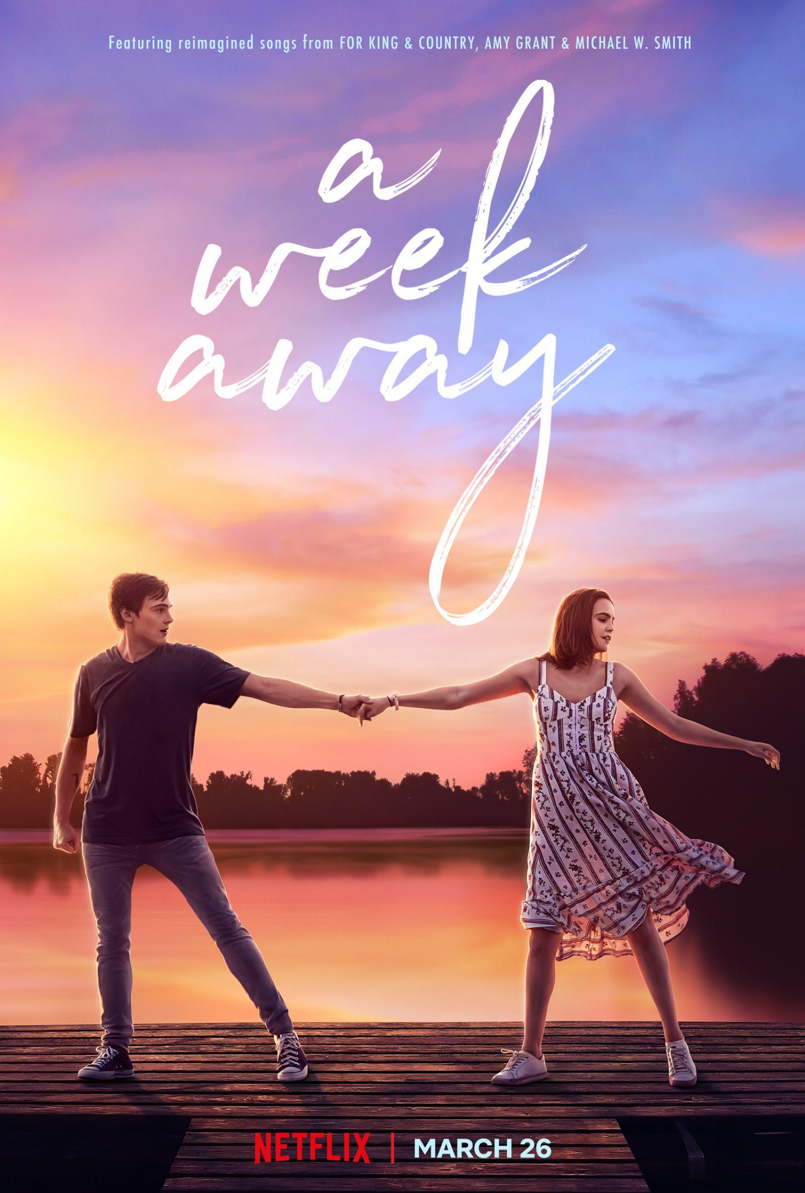 A Week Away Poster #1
