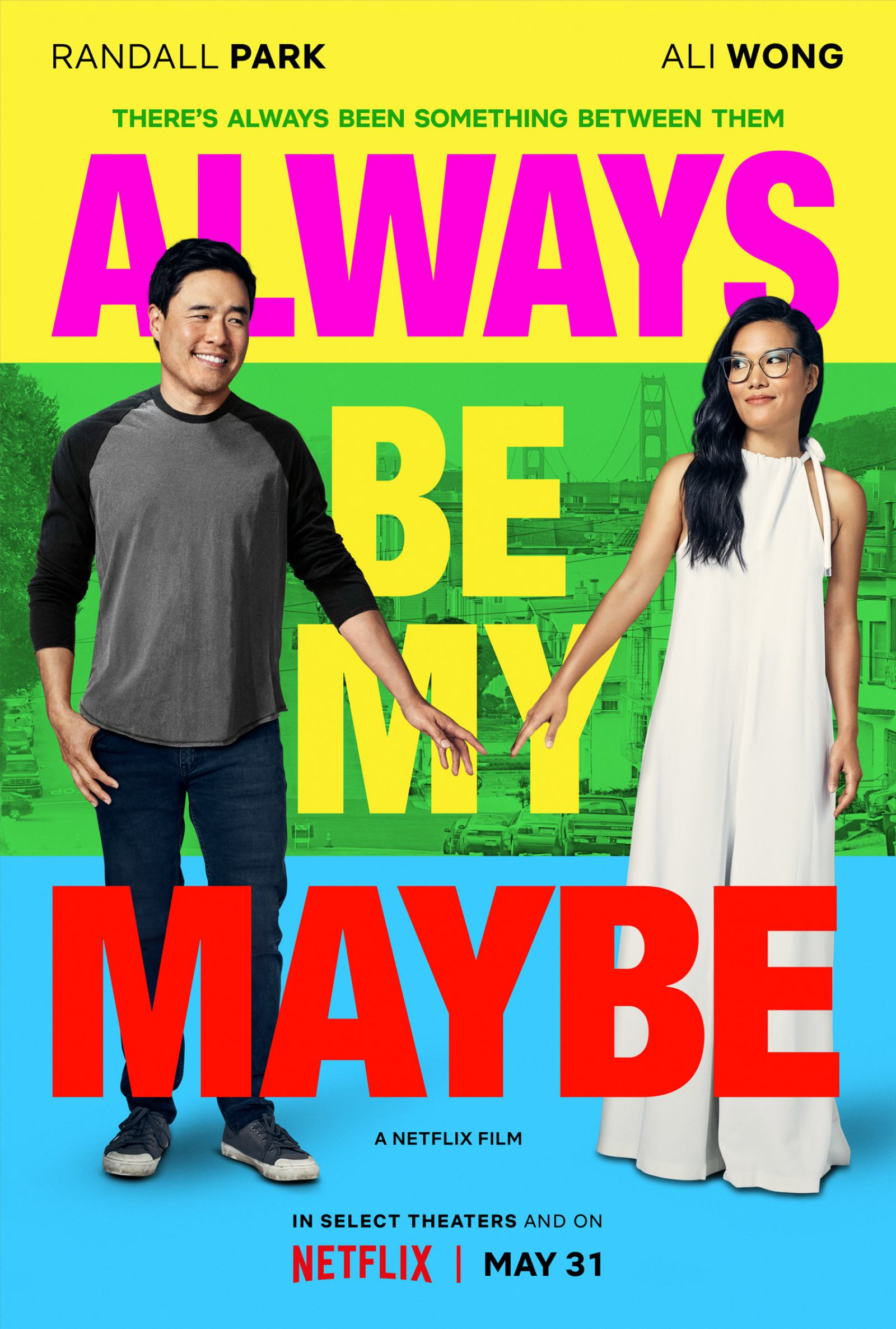 Always Be My Maybe Poster #1