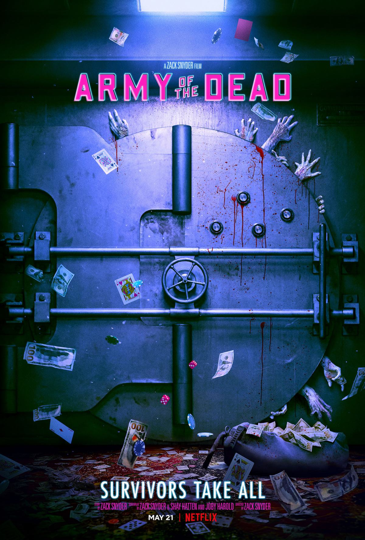 Army of the Dead Poster #1