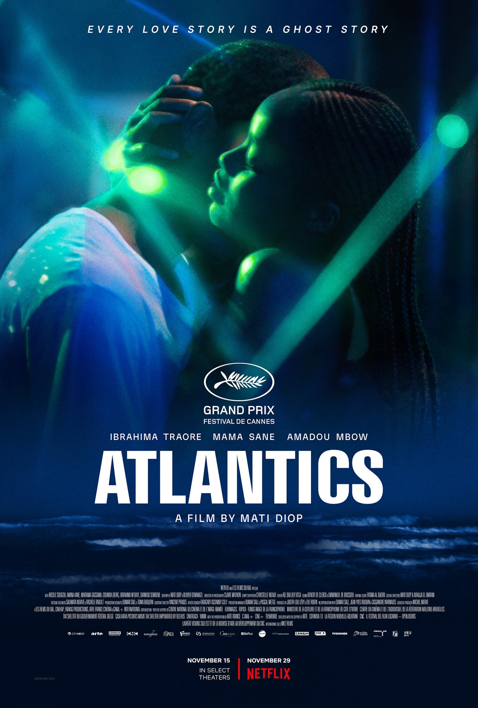 Image result for atlantics poster