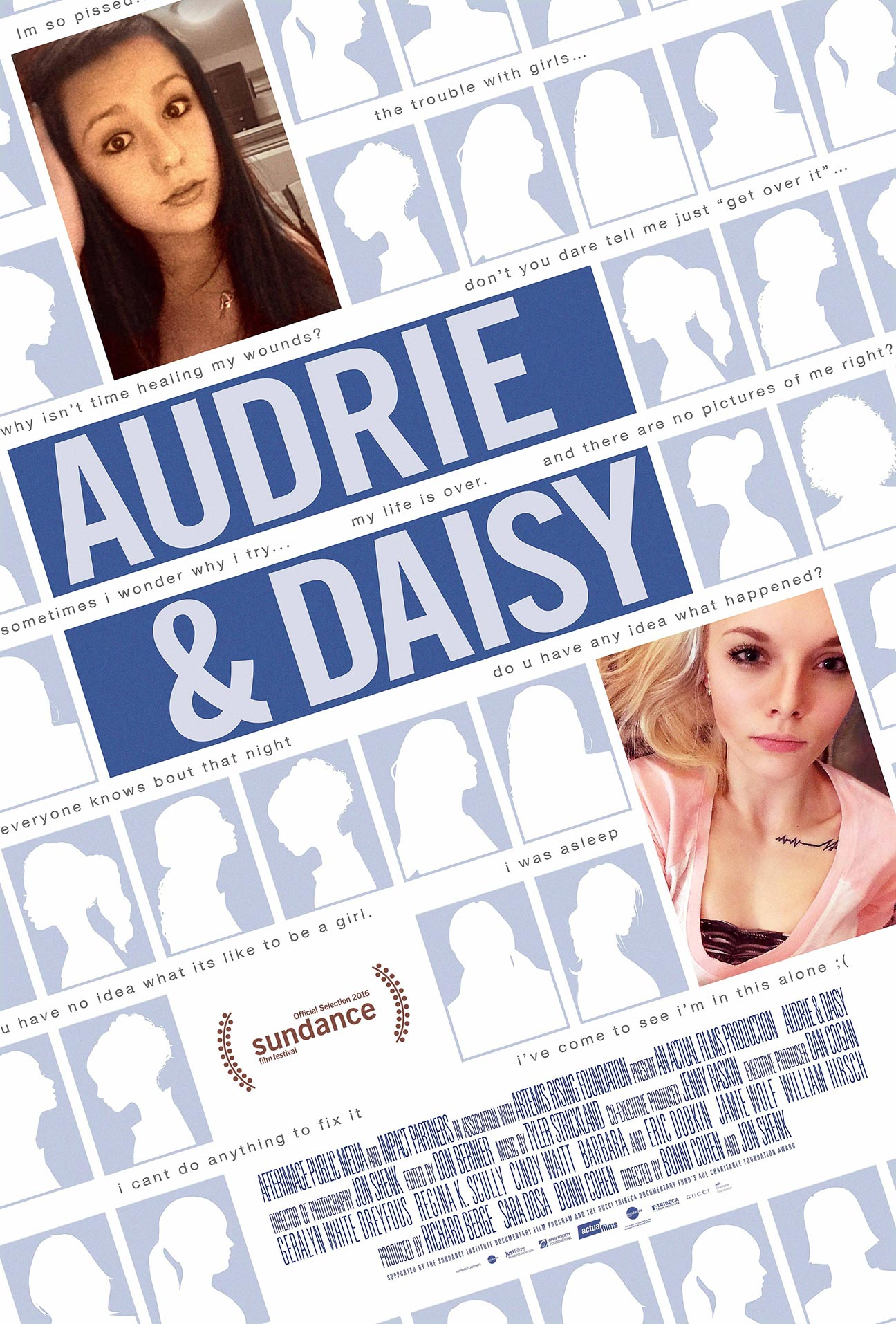Audrie & Daisy Poster #1
