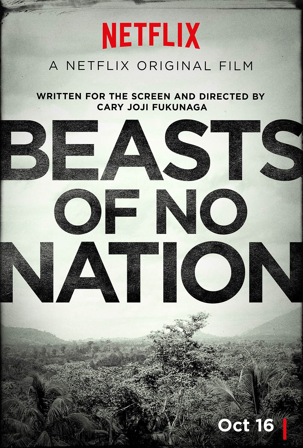 Beasts of No Nation Poster #7