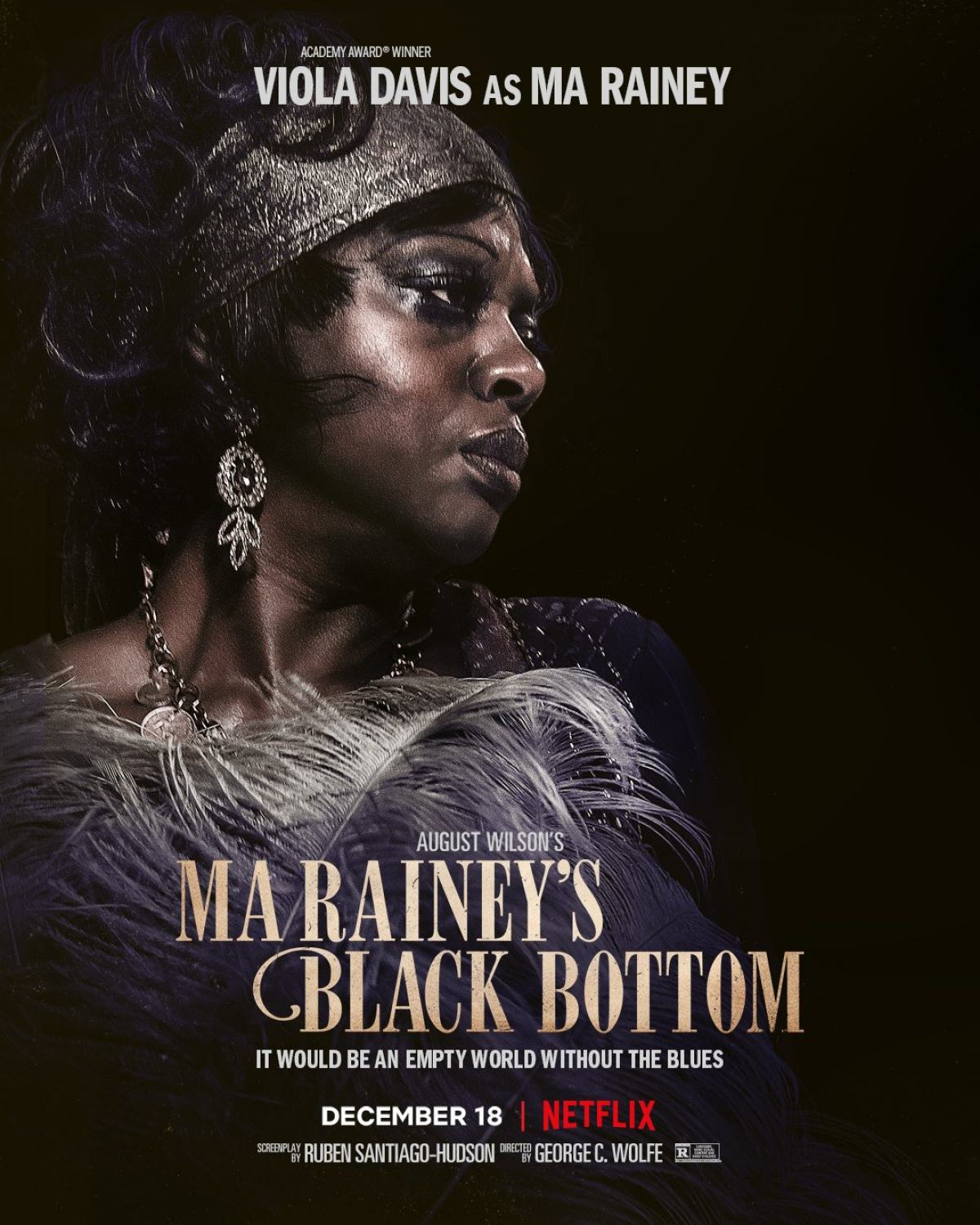 Ma Rainey's Black Bottom Poster #1