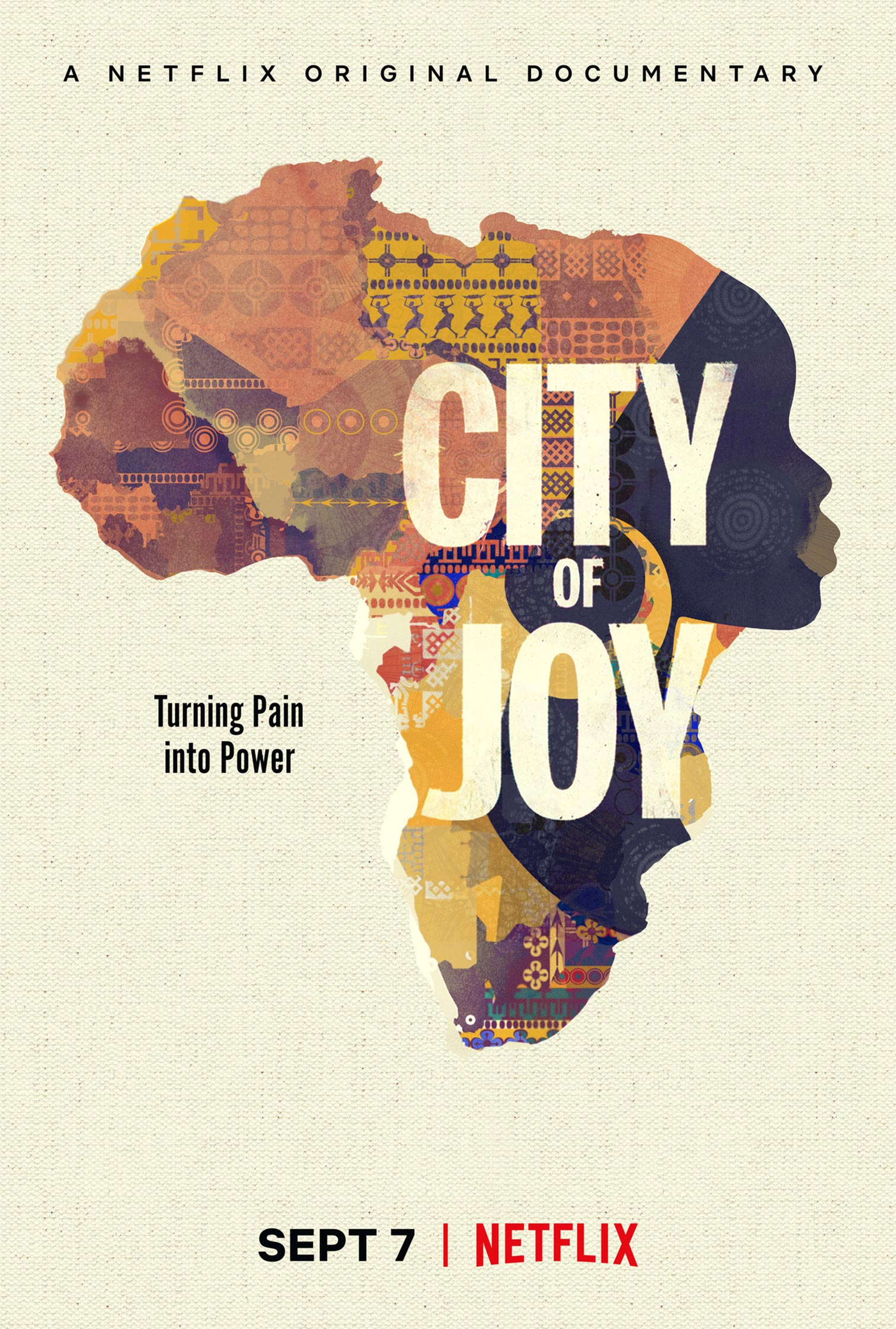 City of Joy Poster #1