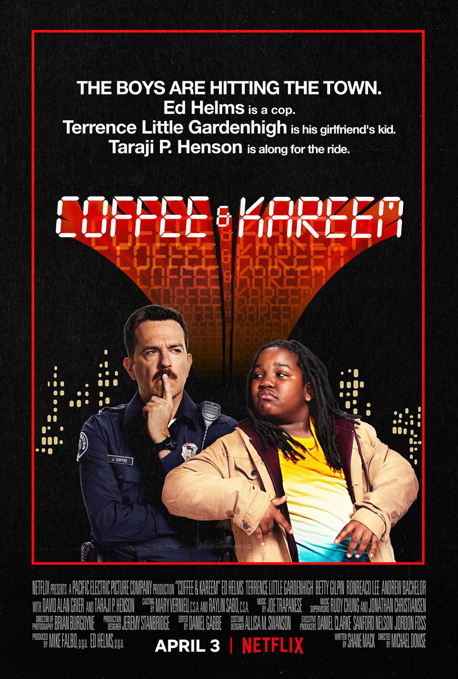 Coffee & Kareem Poster #2