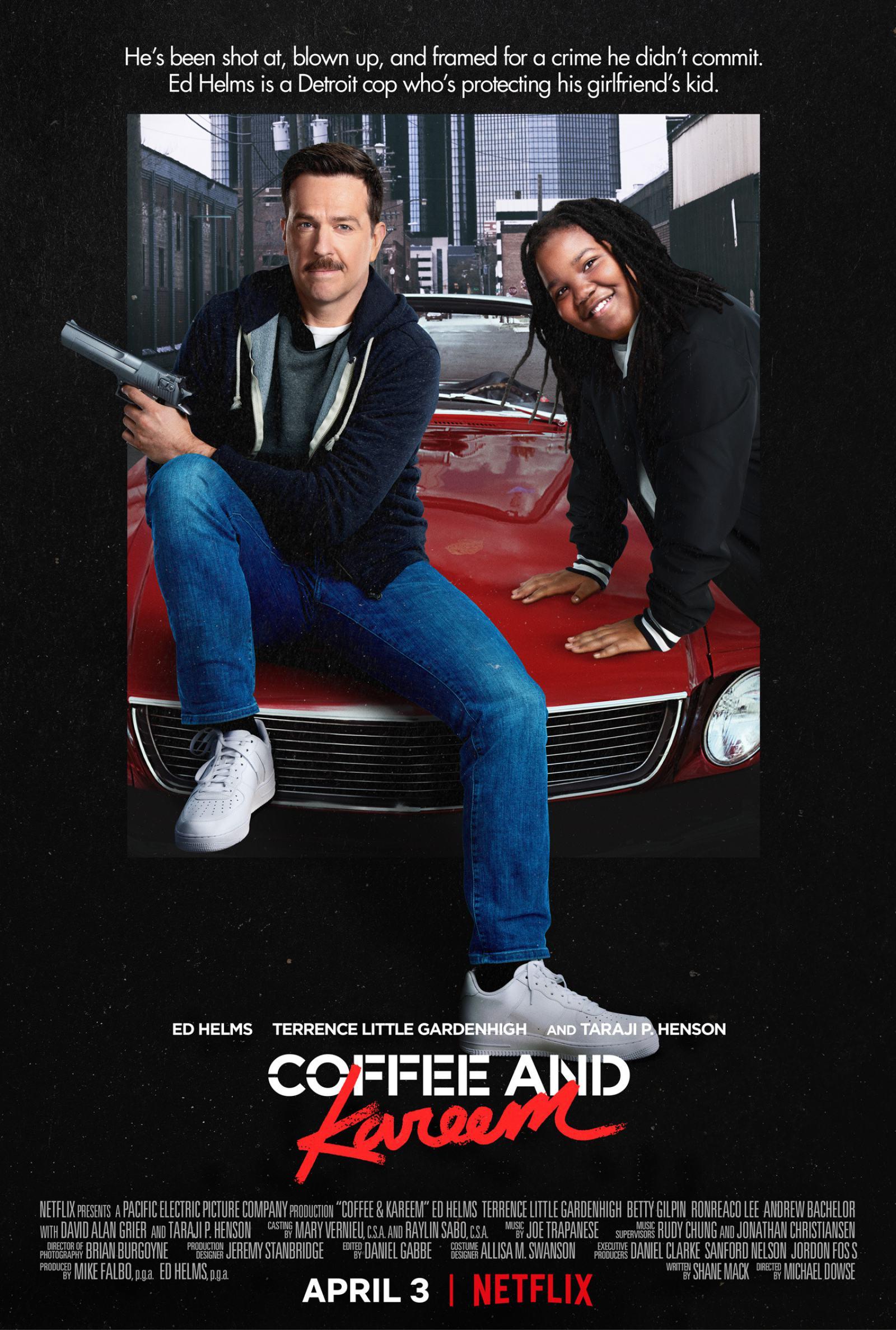 Coffee & Kareem Poster #1