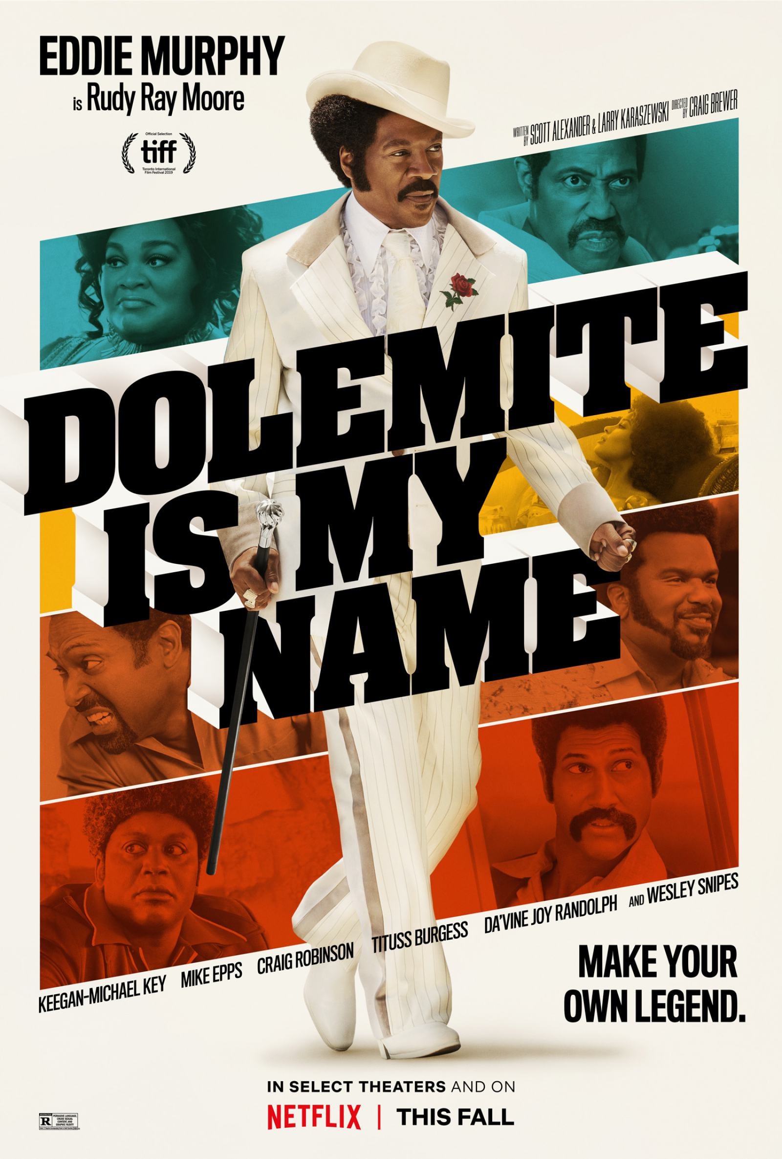 Dolemite Is My Name Poster #1