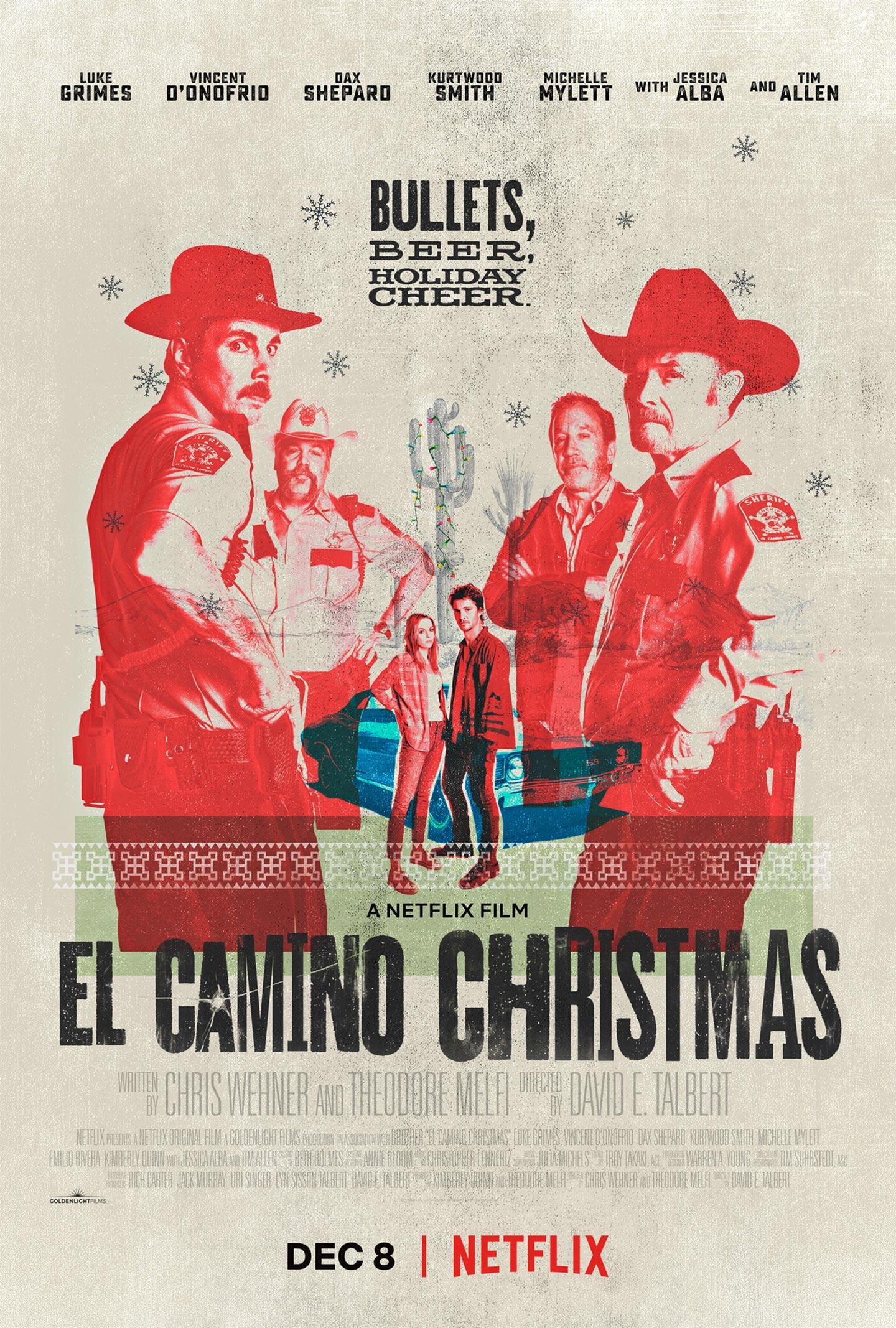 El Camino Christmas Poster #1