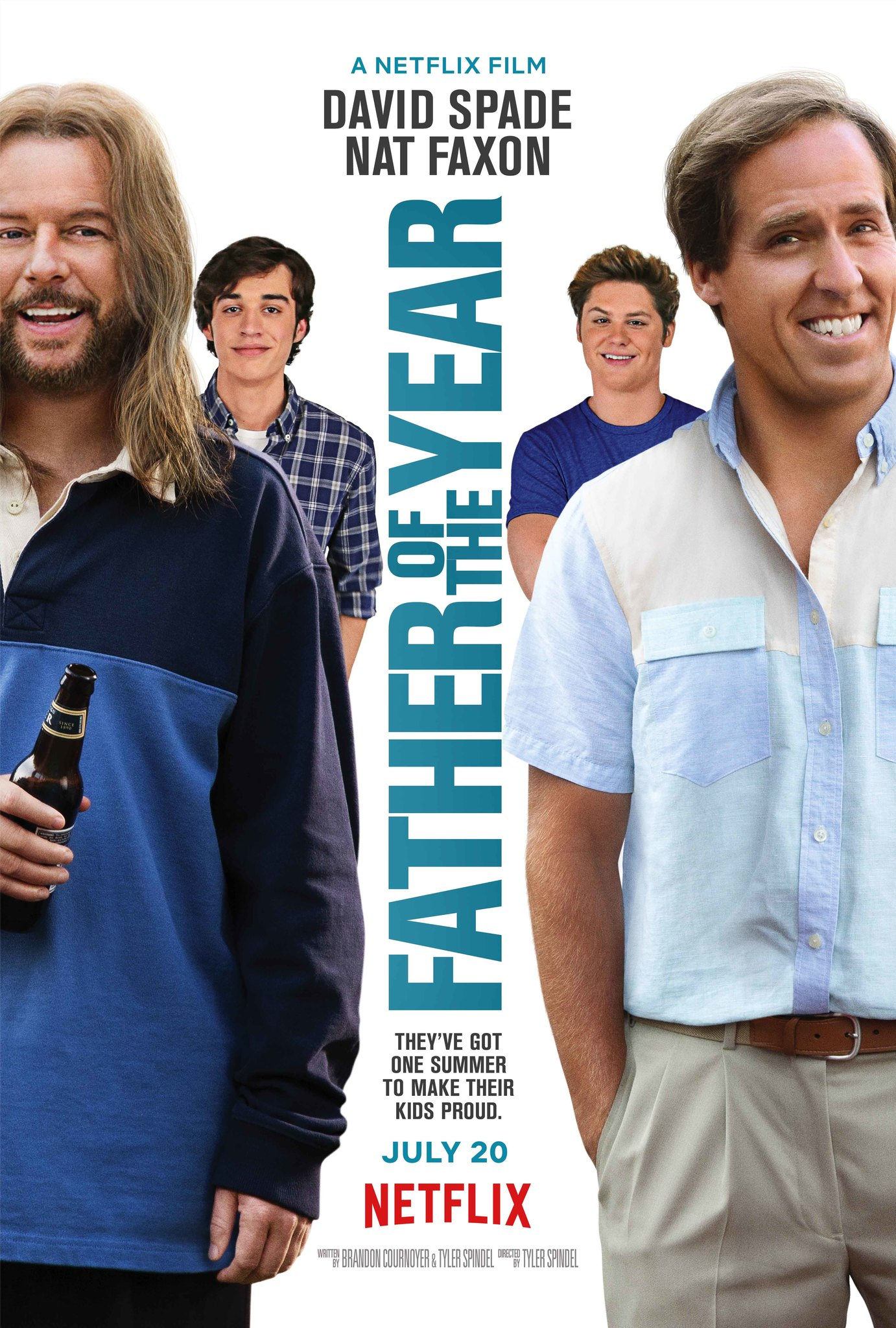 Father of the Year Poster #1