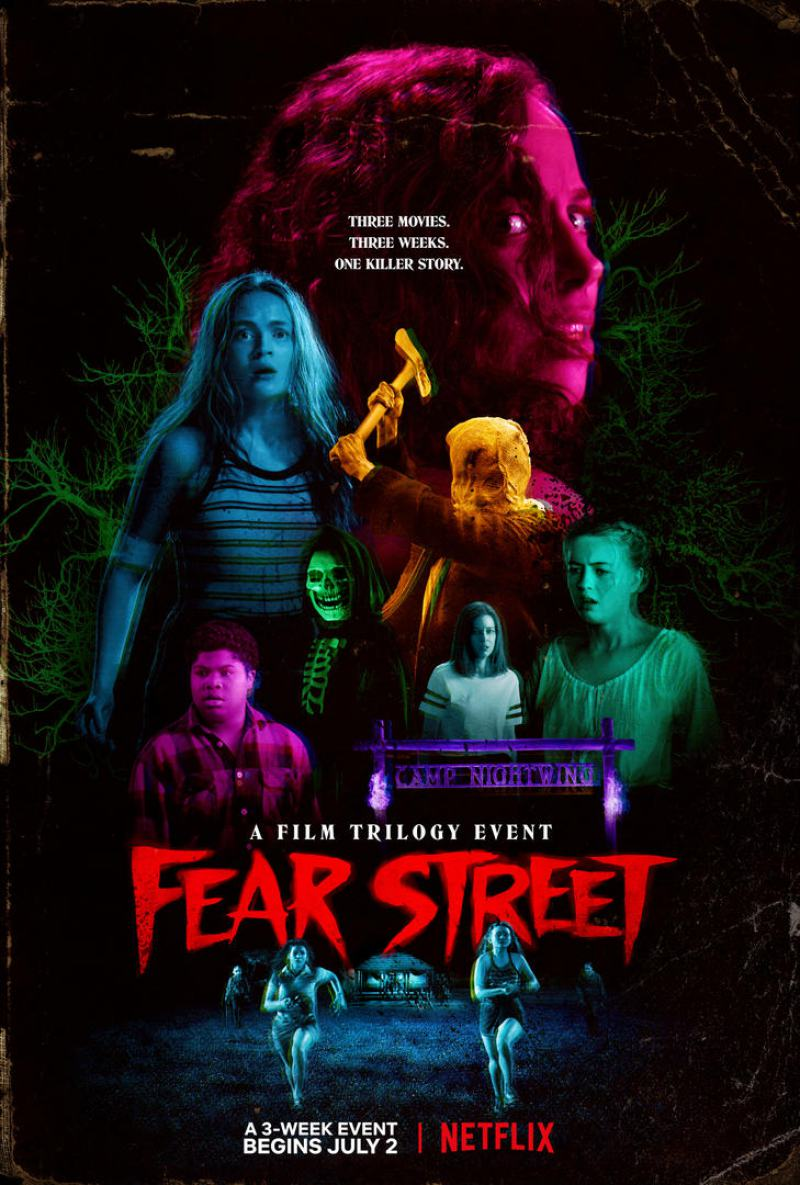 Fear Street Part One: 1994 Poster #1