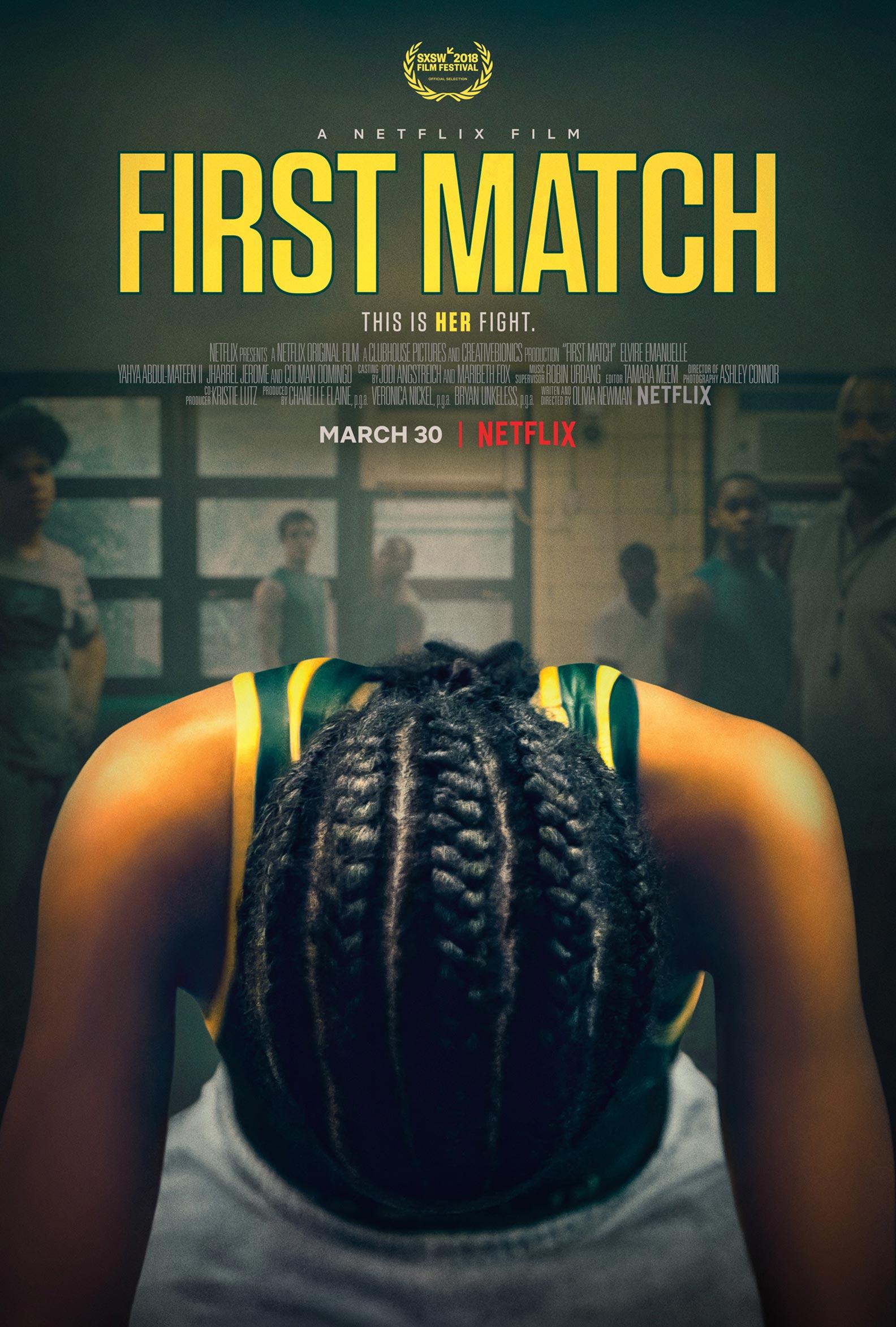 First Match Poster #1