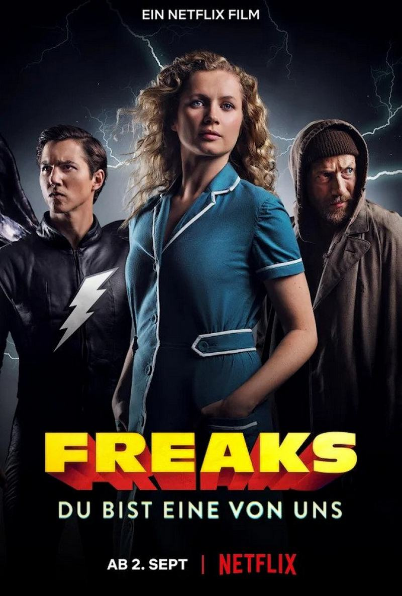 Freaks - You're One of Us Poster #1