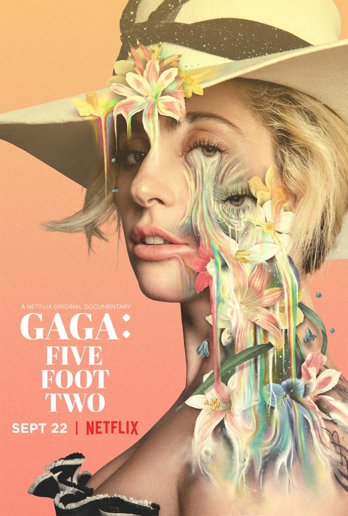 Gaga: Five Foot Two Poster #1