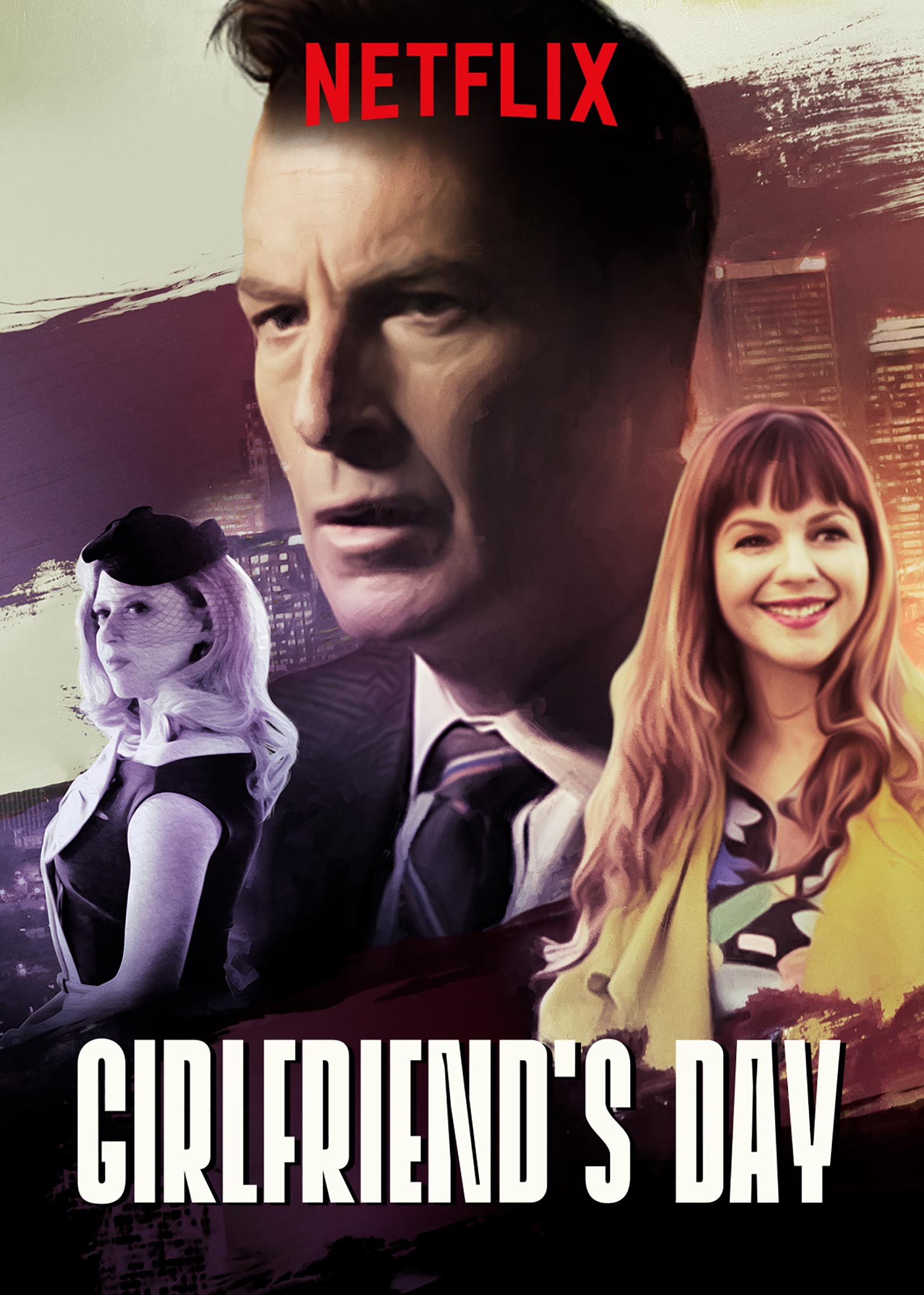 Girlfriend's Day Poster #1