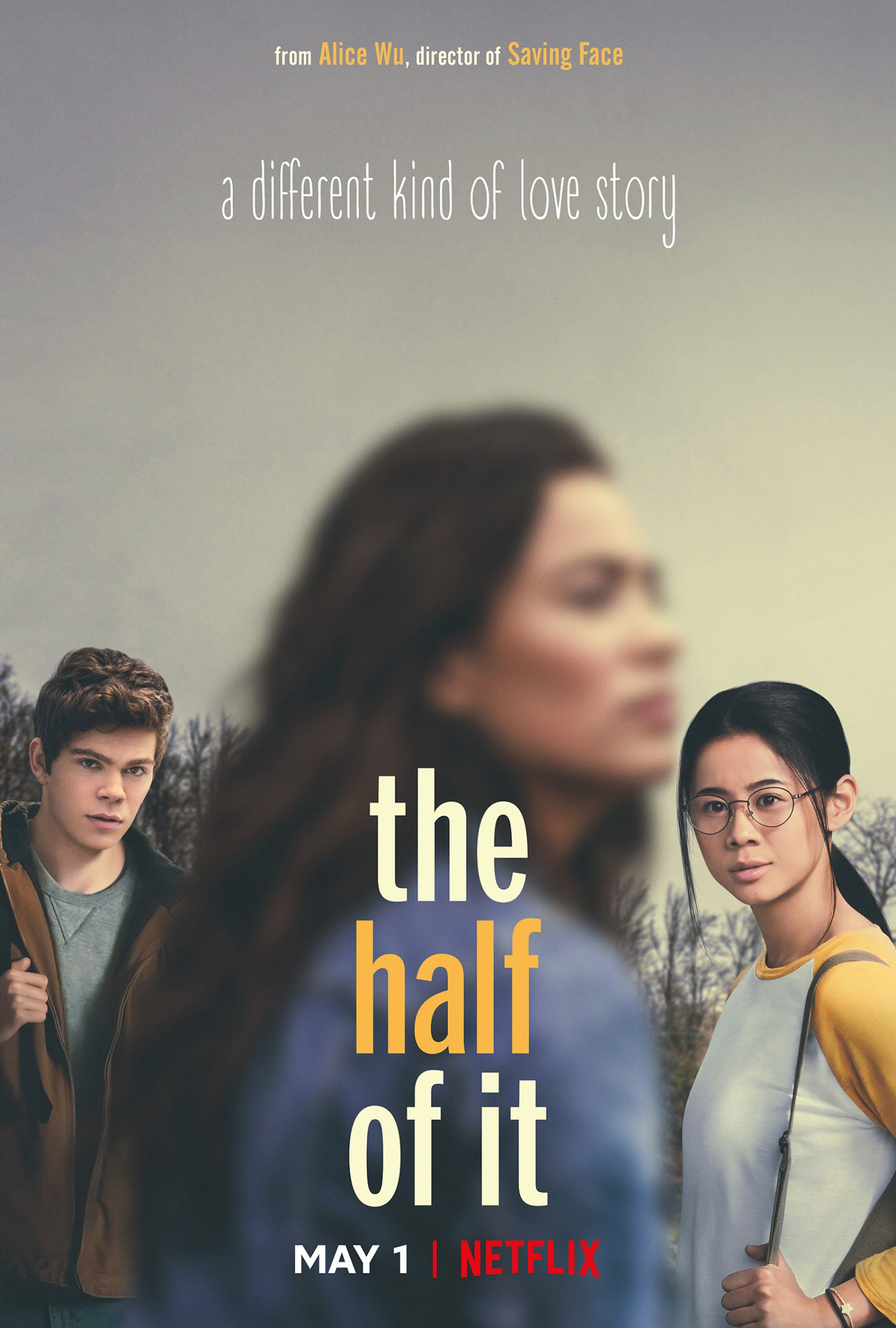 The Half of It Poster #1