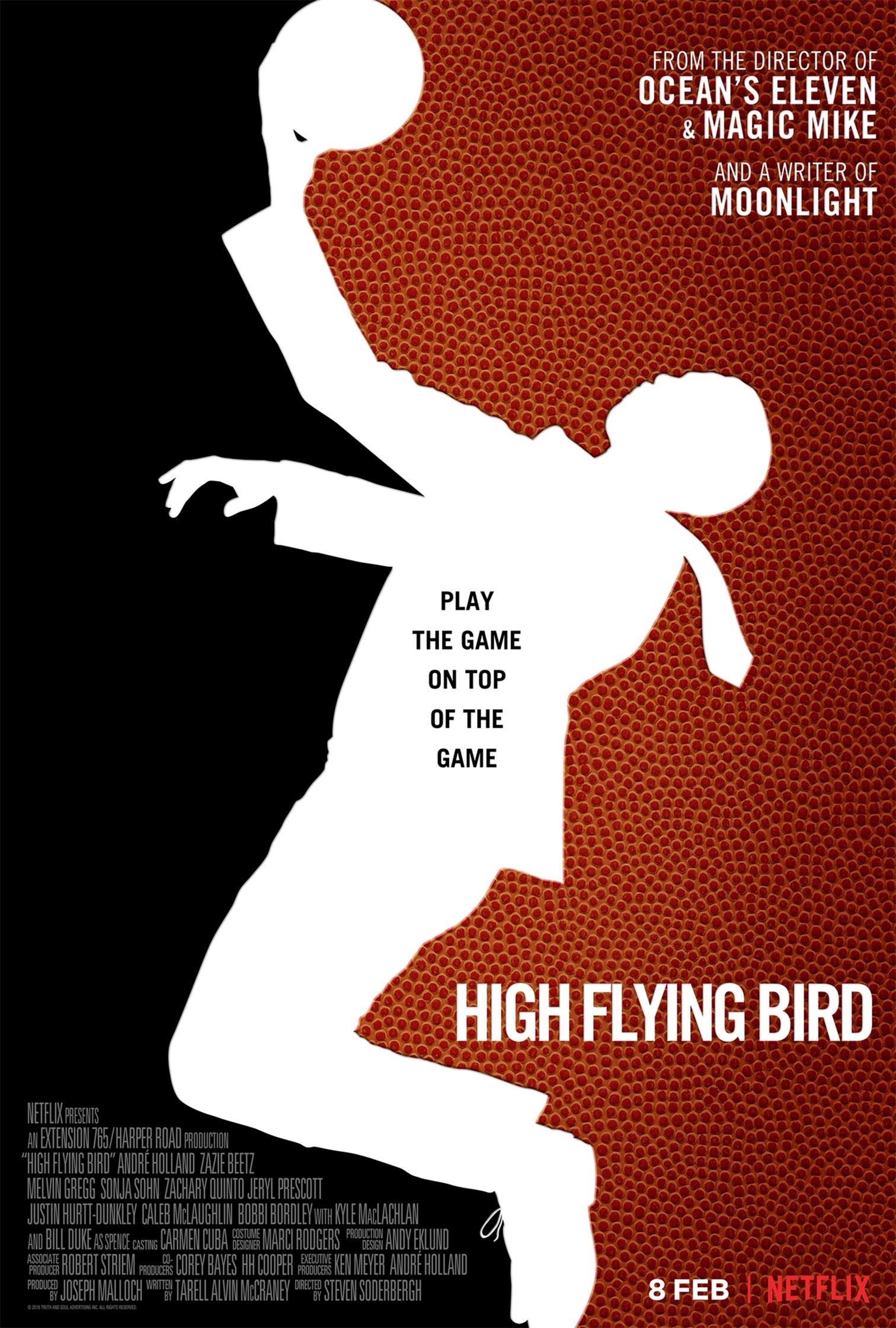 High Flying Bird Poster #1
