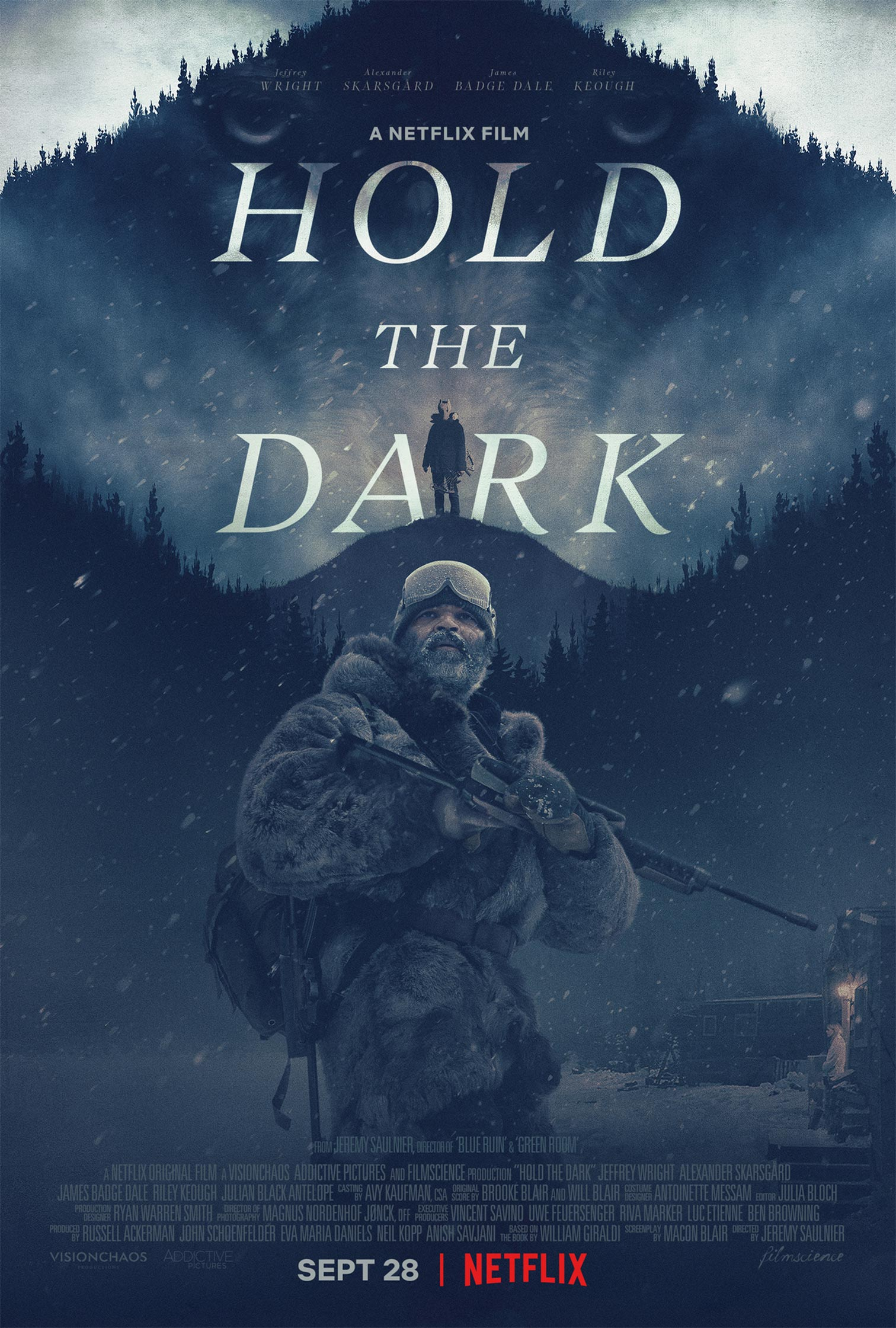 Hold the Dark Poster #1