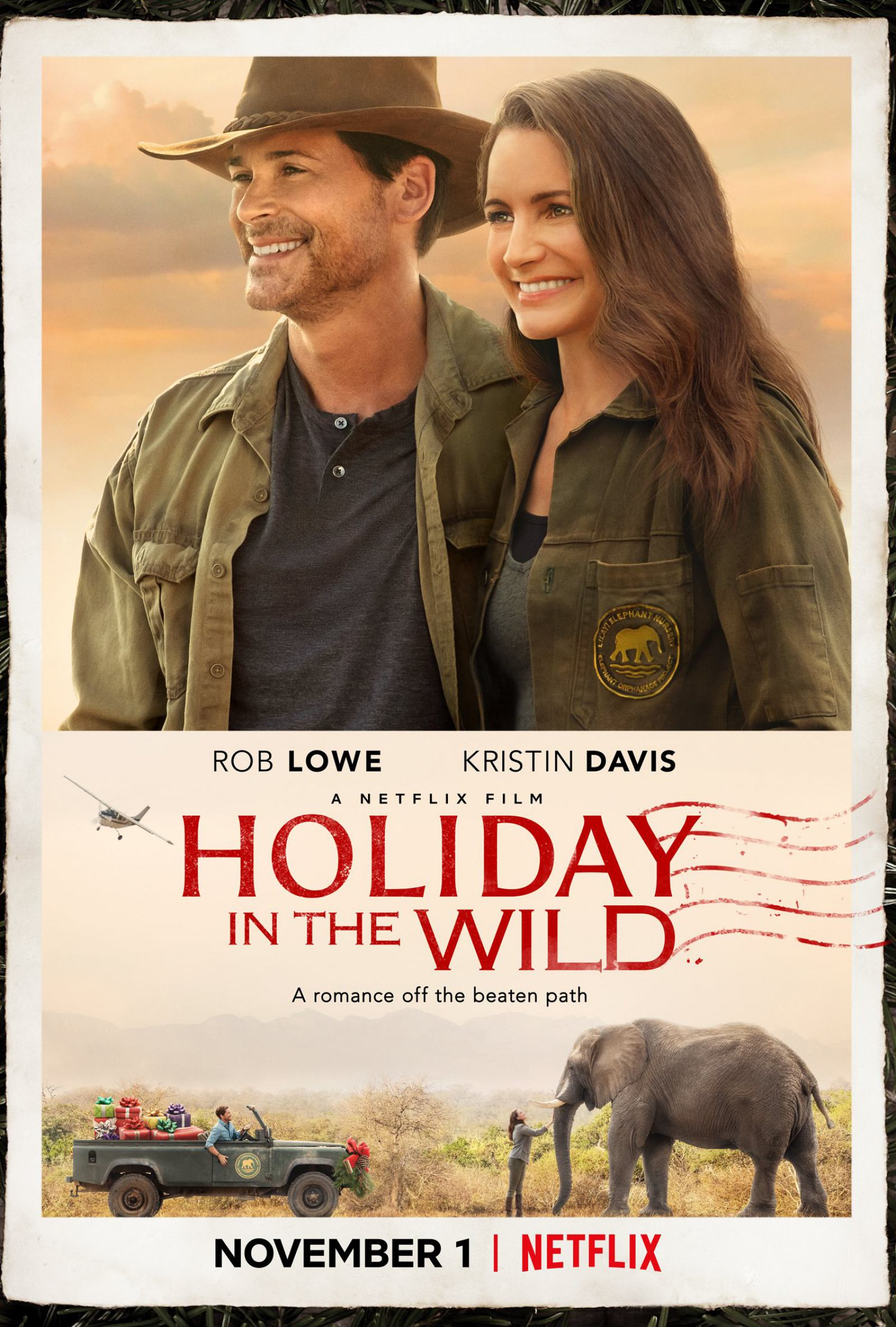 Holiday In The Wild Poster #1
