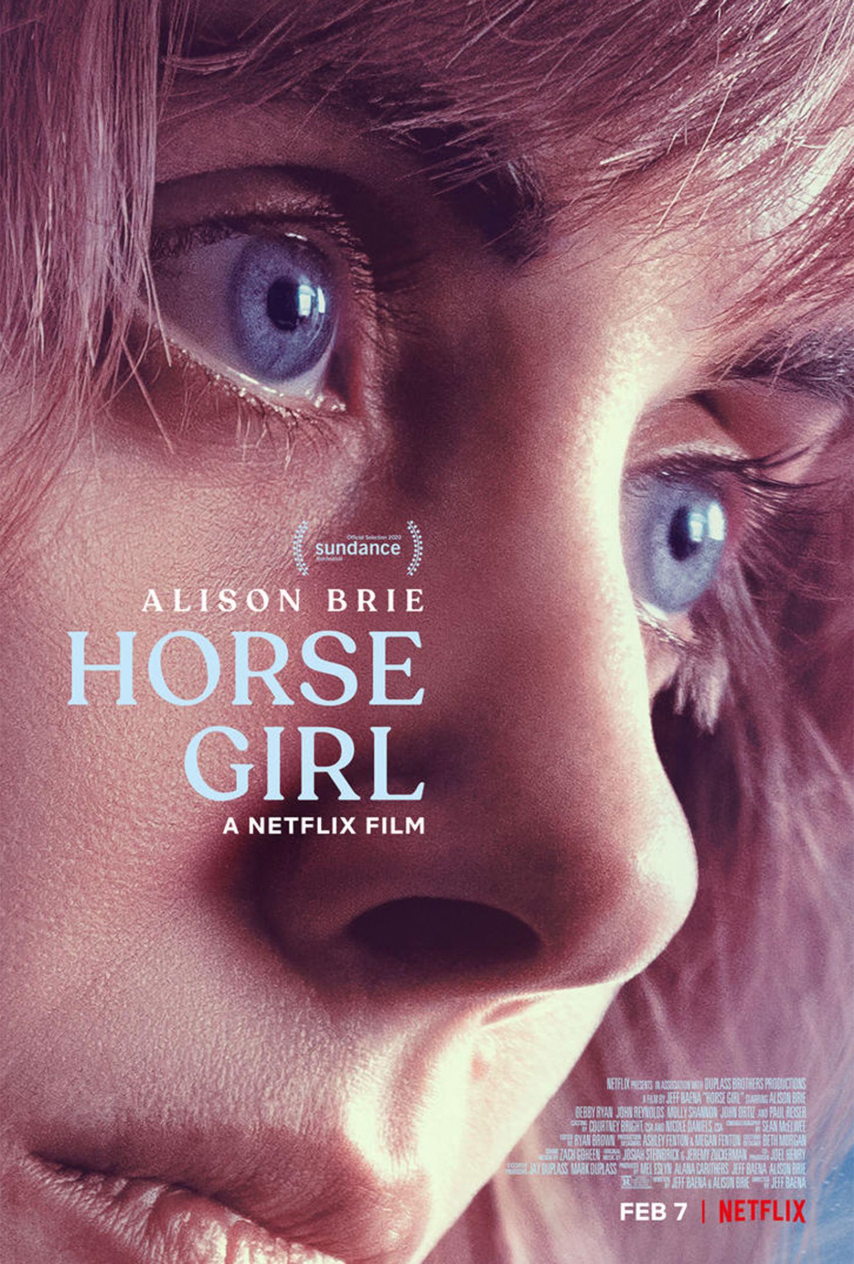 Horse Girl Poster #1