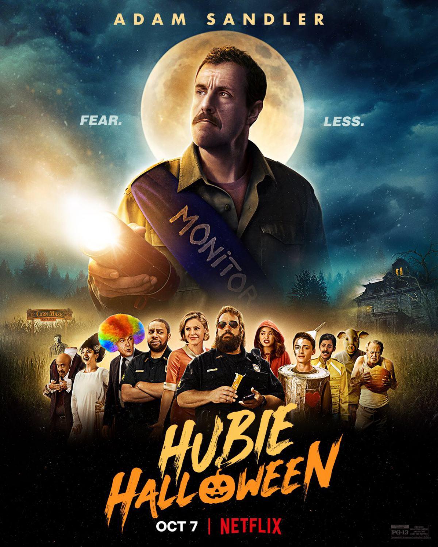 Hubie Halloween Poster #1