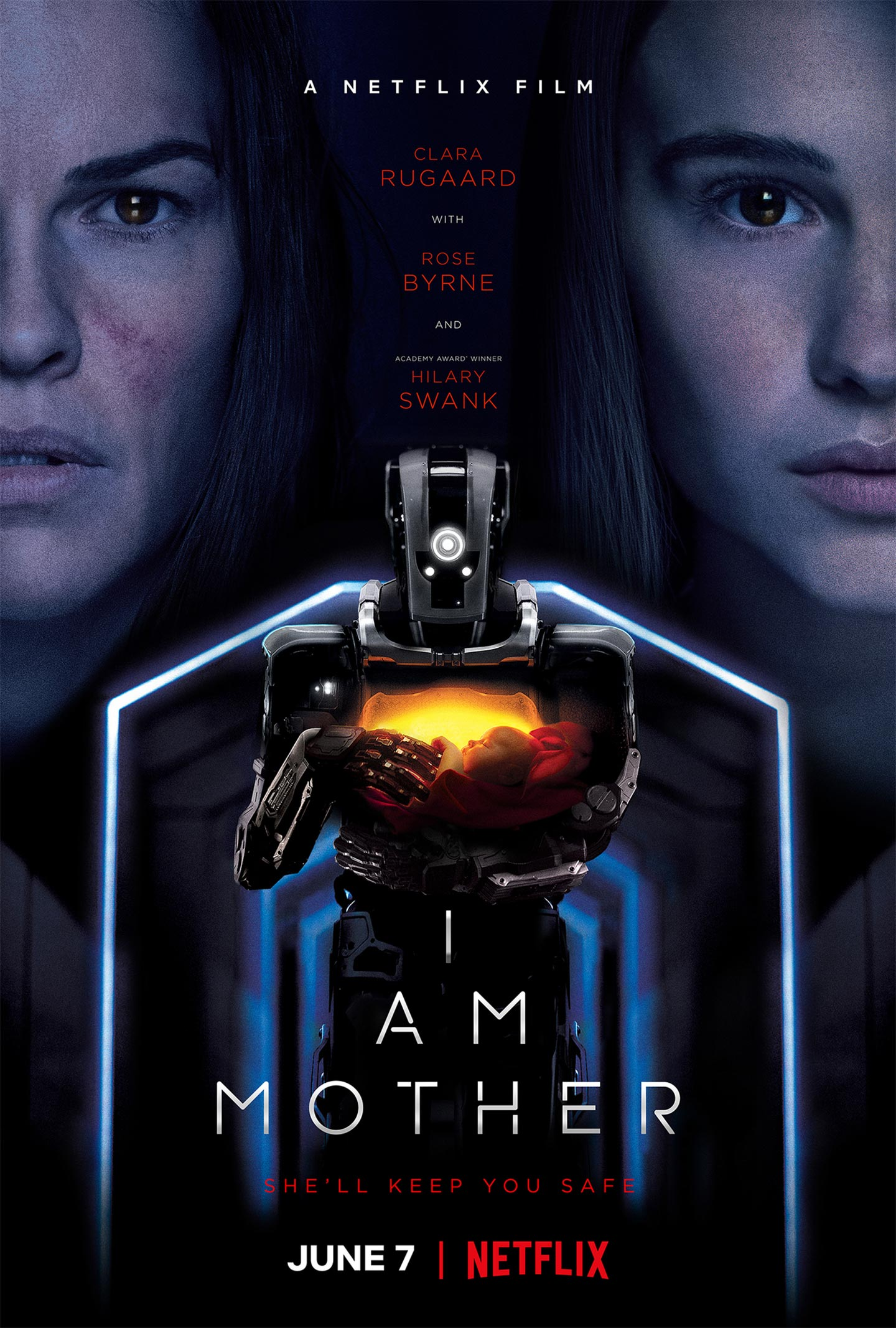 I Am Mother Poster #1