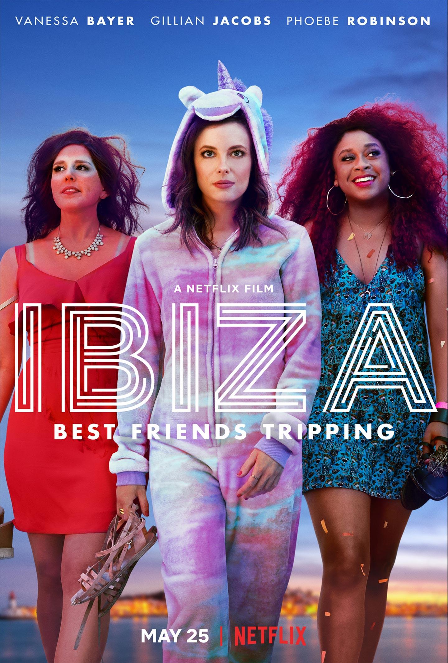 Ibiza Poster #1