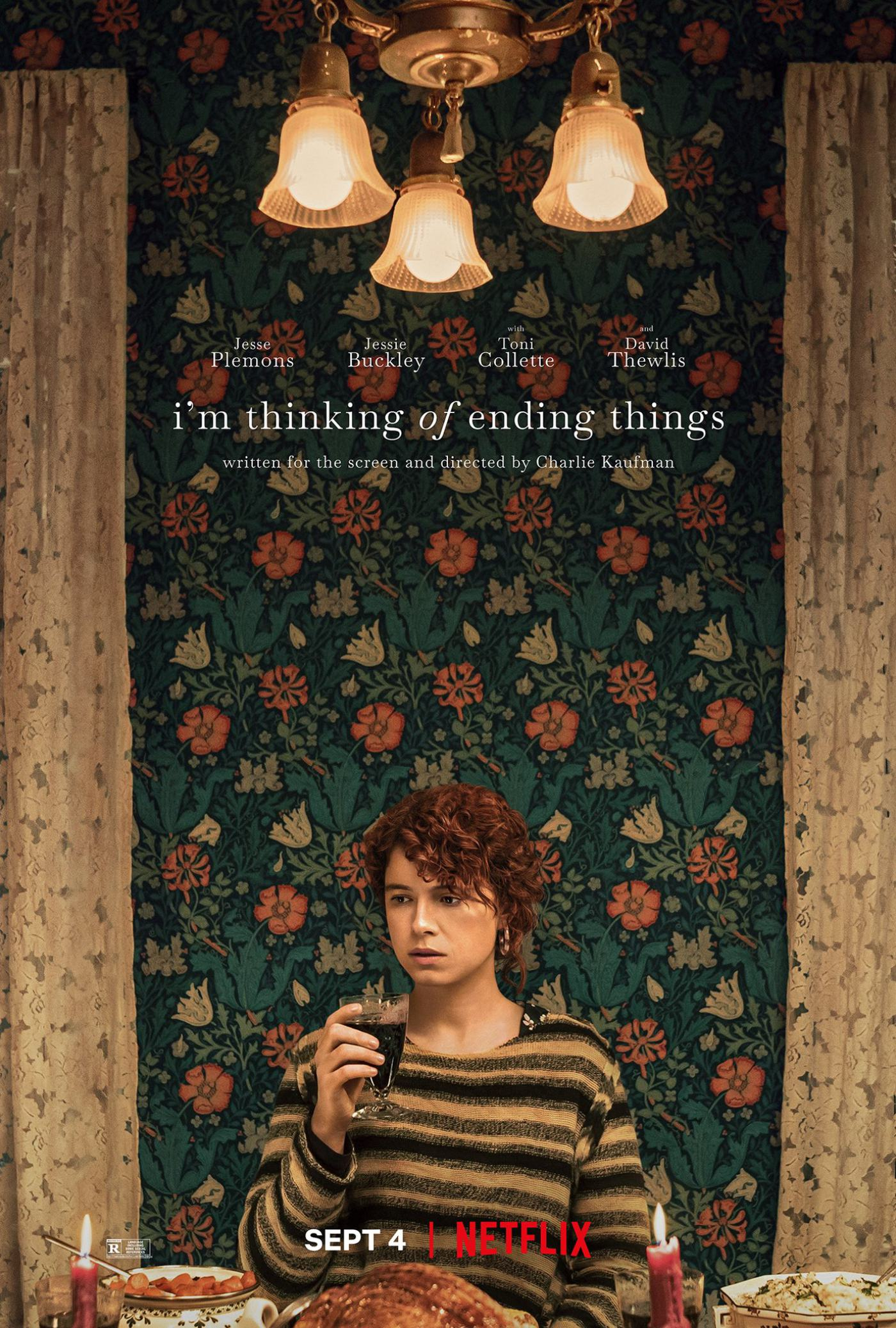 I'm Thinking of Ending Things Poster #1