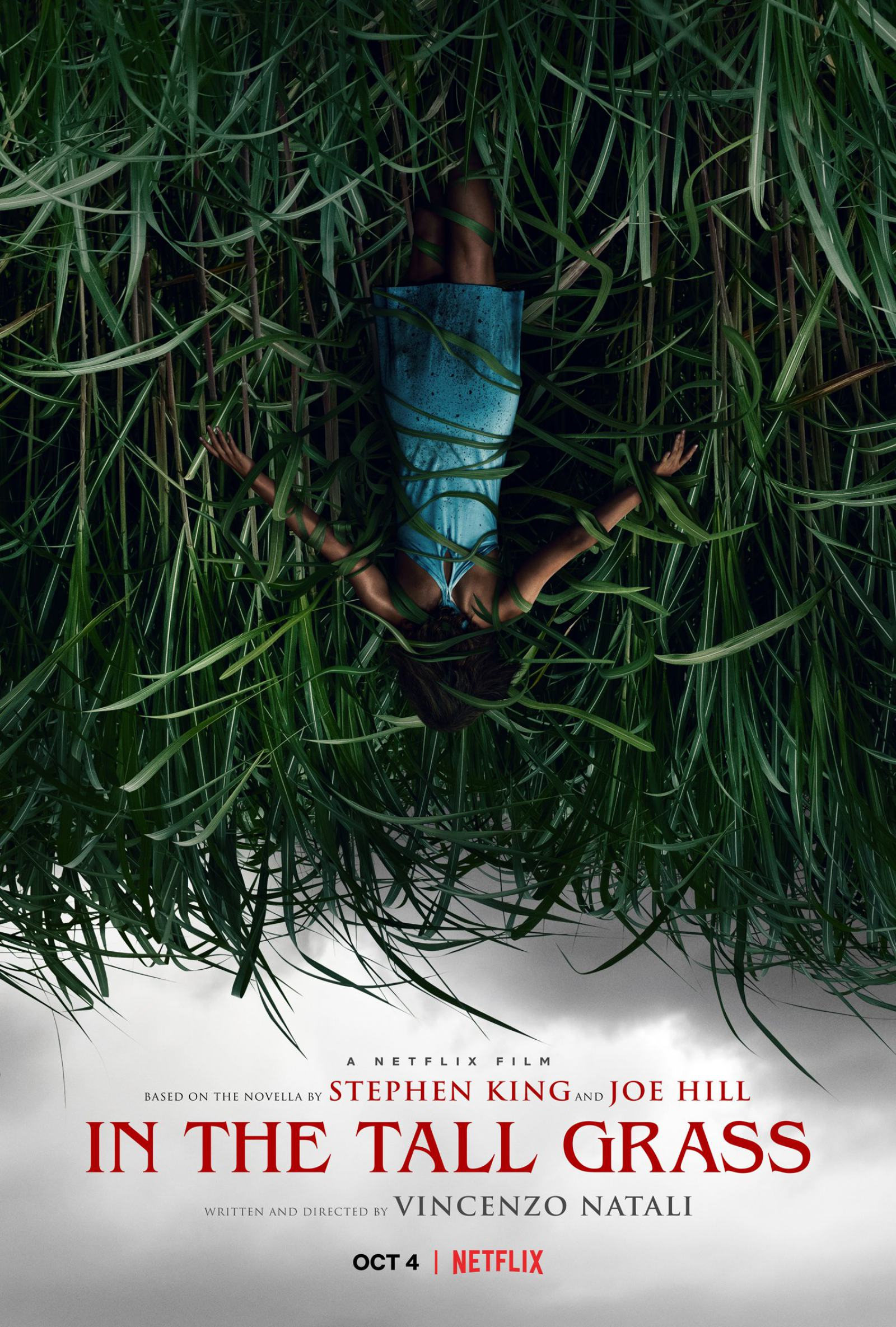 In the Tall Grass Poster #1