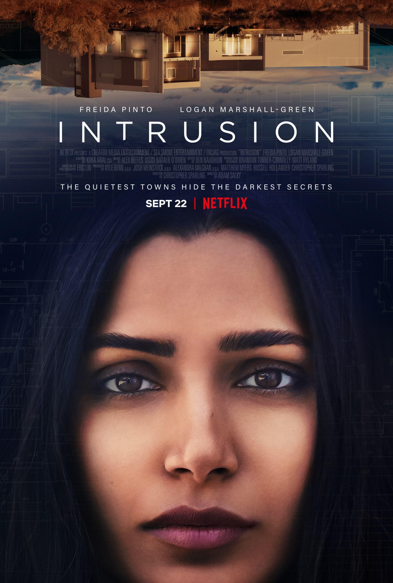Intrusion Poster #1