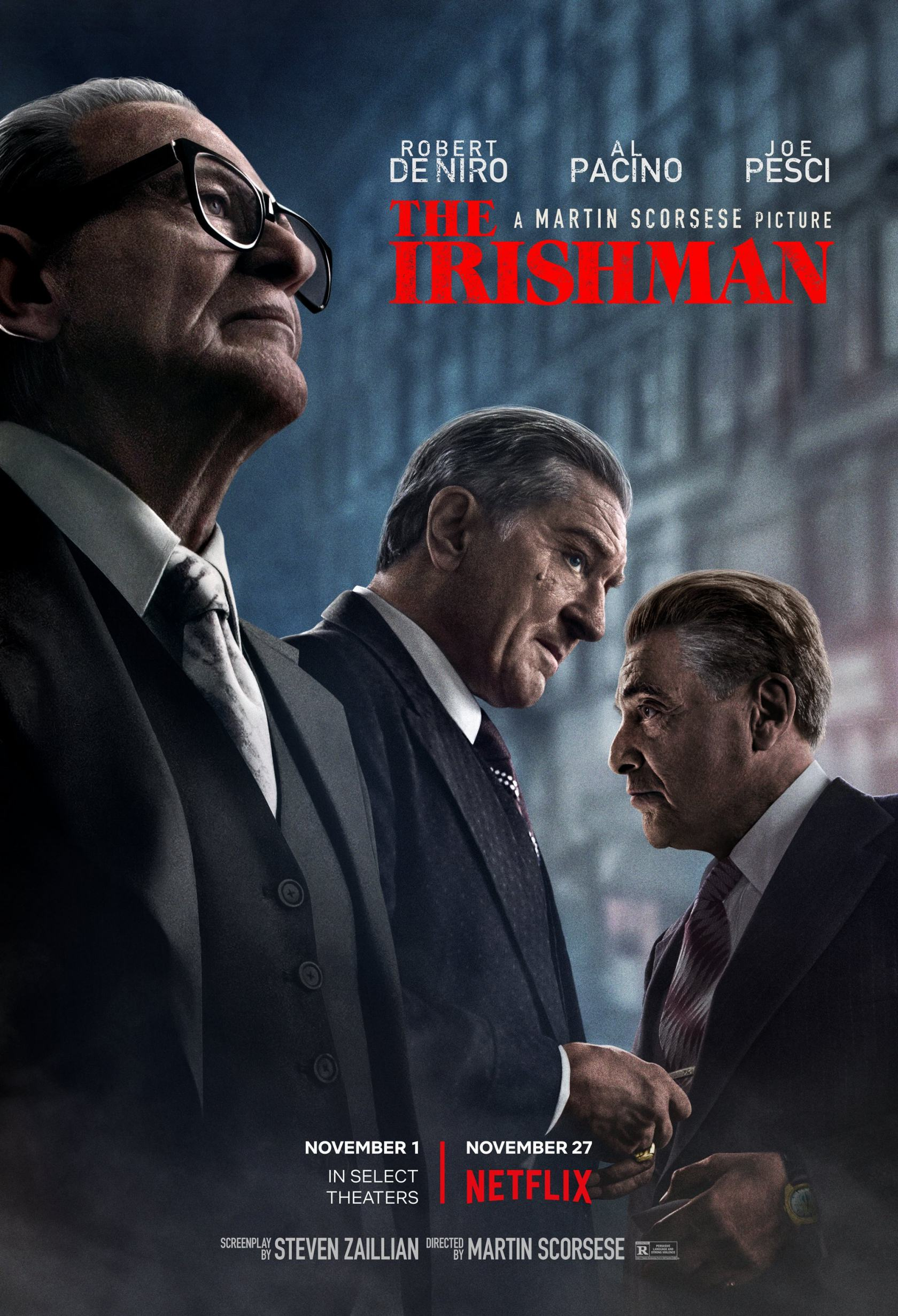 The Irishman Poster #2