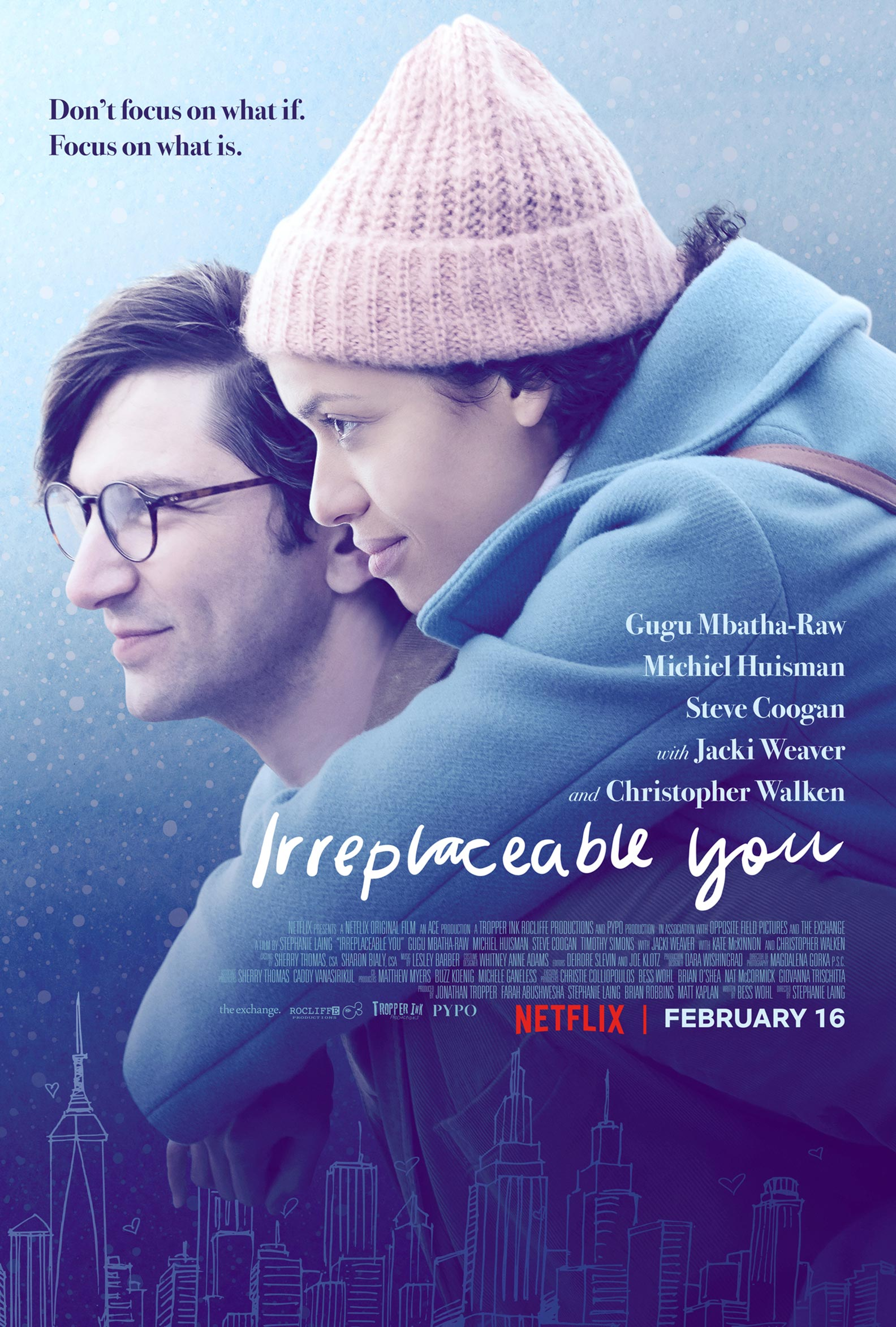 Irreplaceable You Poster #1
