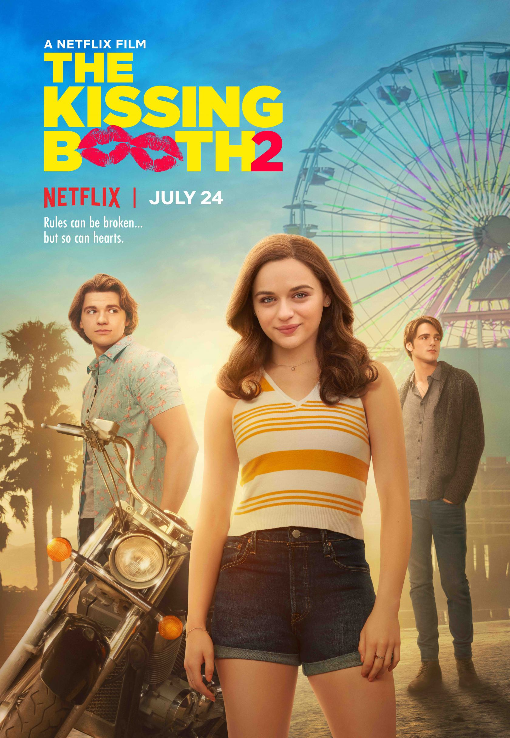 The Kissing Booth 2 Poster #1