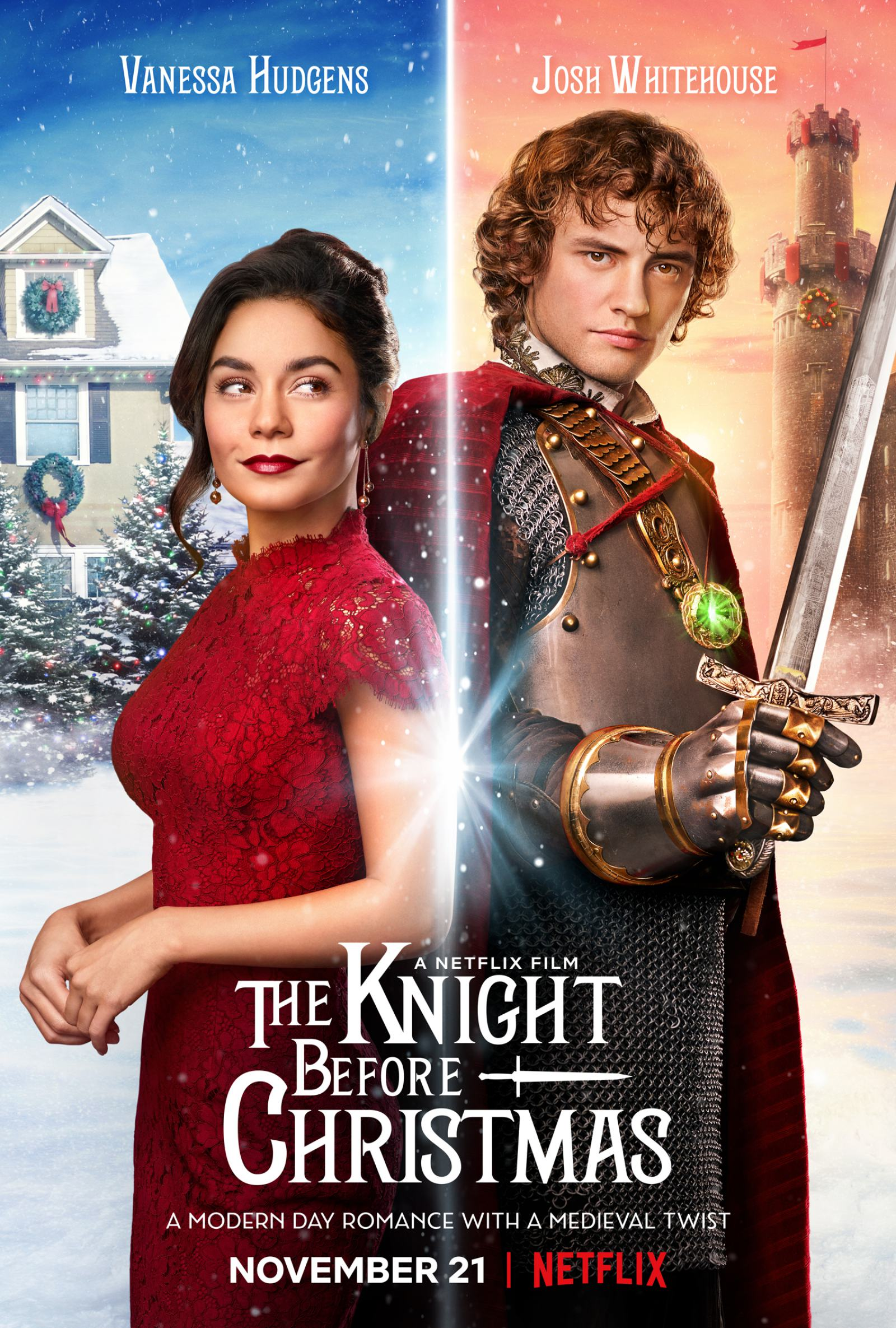 The Knight Before Christmas Poster #1