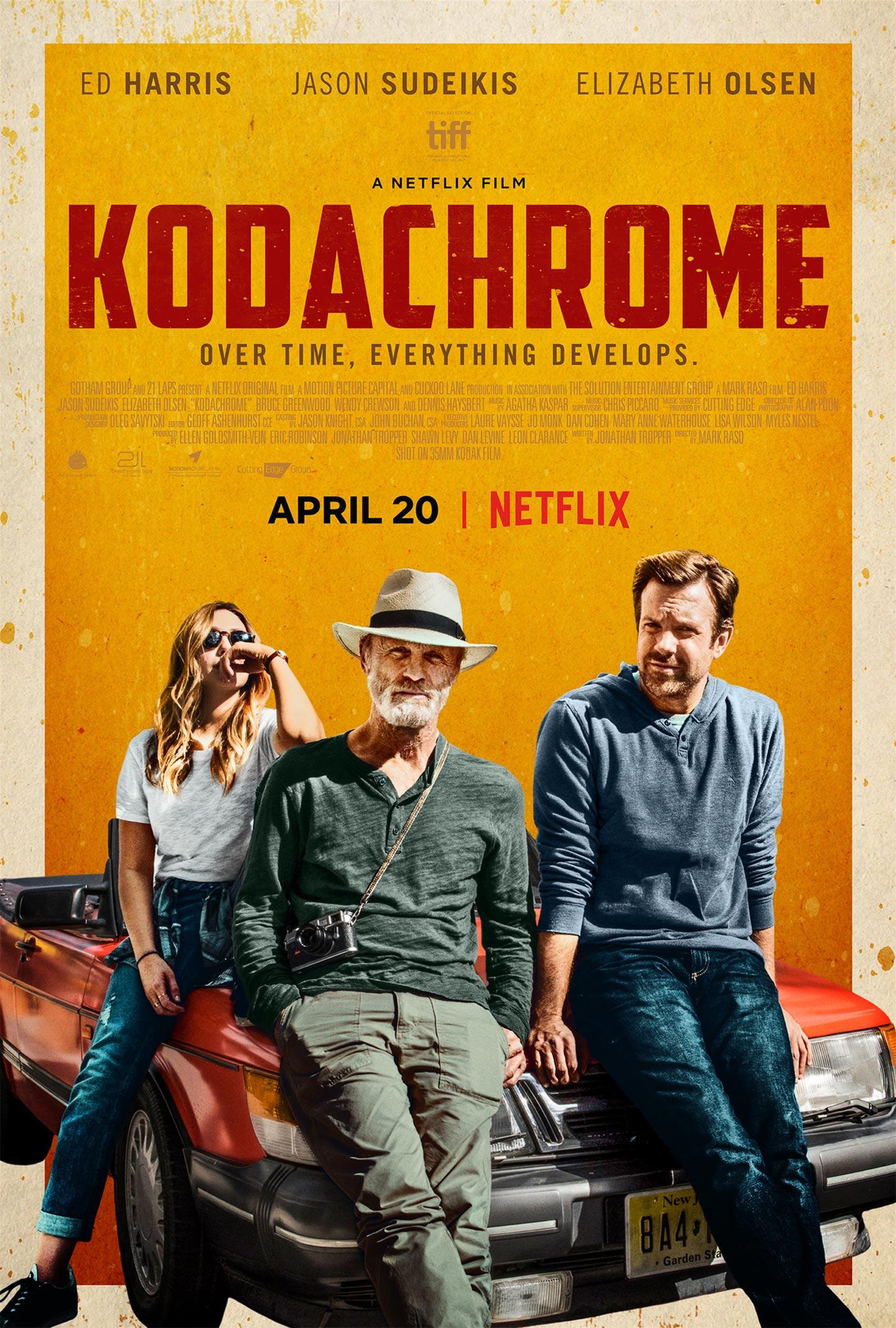 Kodachrome Poster #1