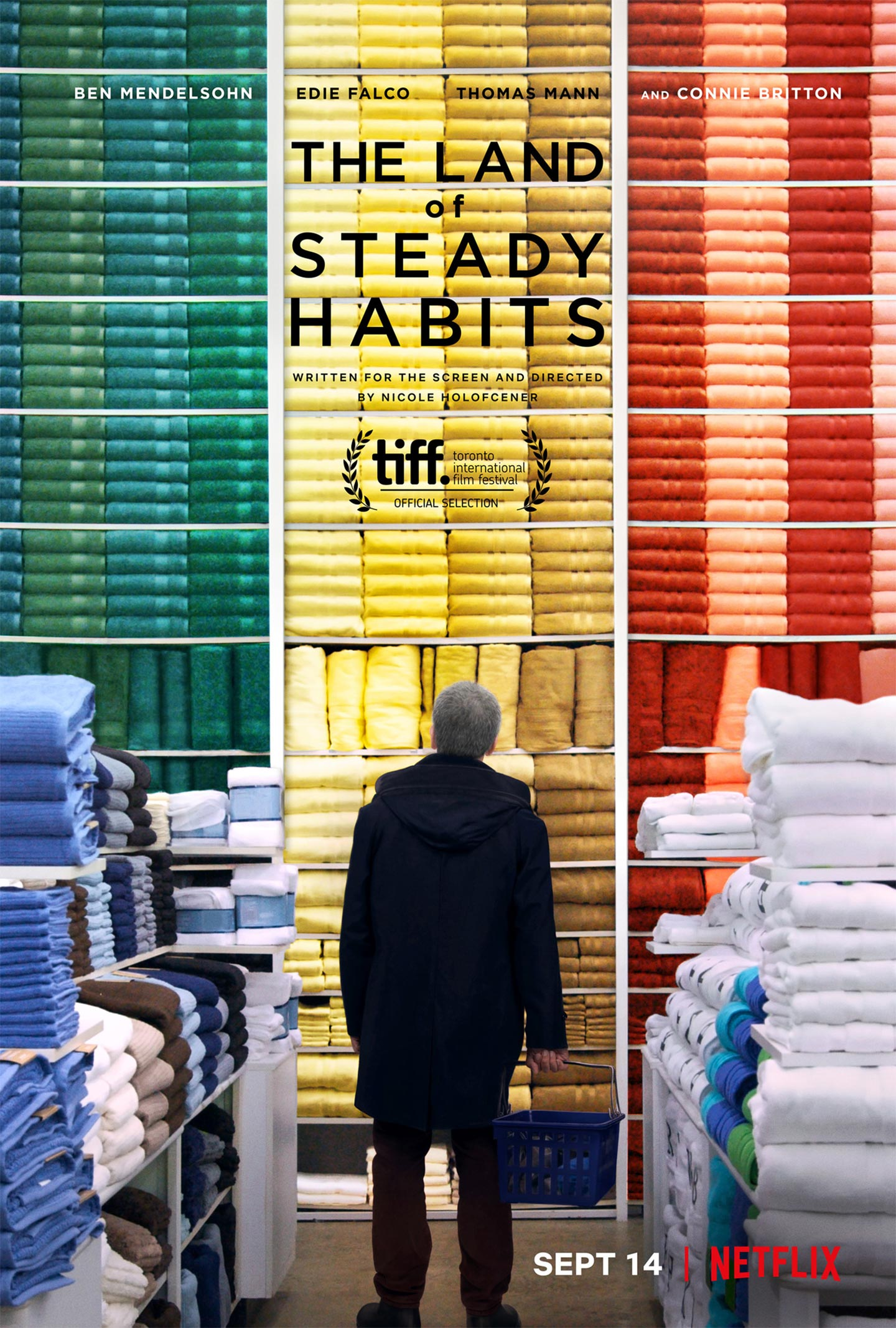 The Land of Steady Habits Poster #1