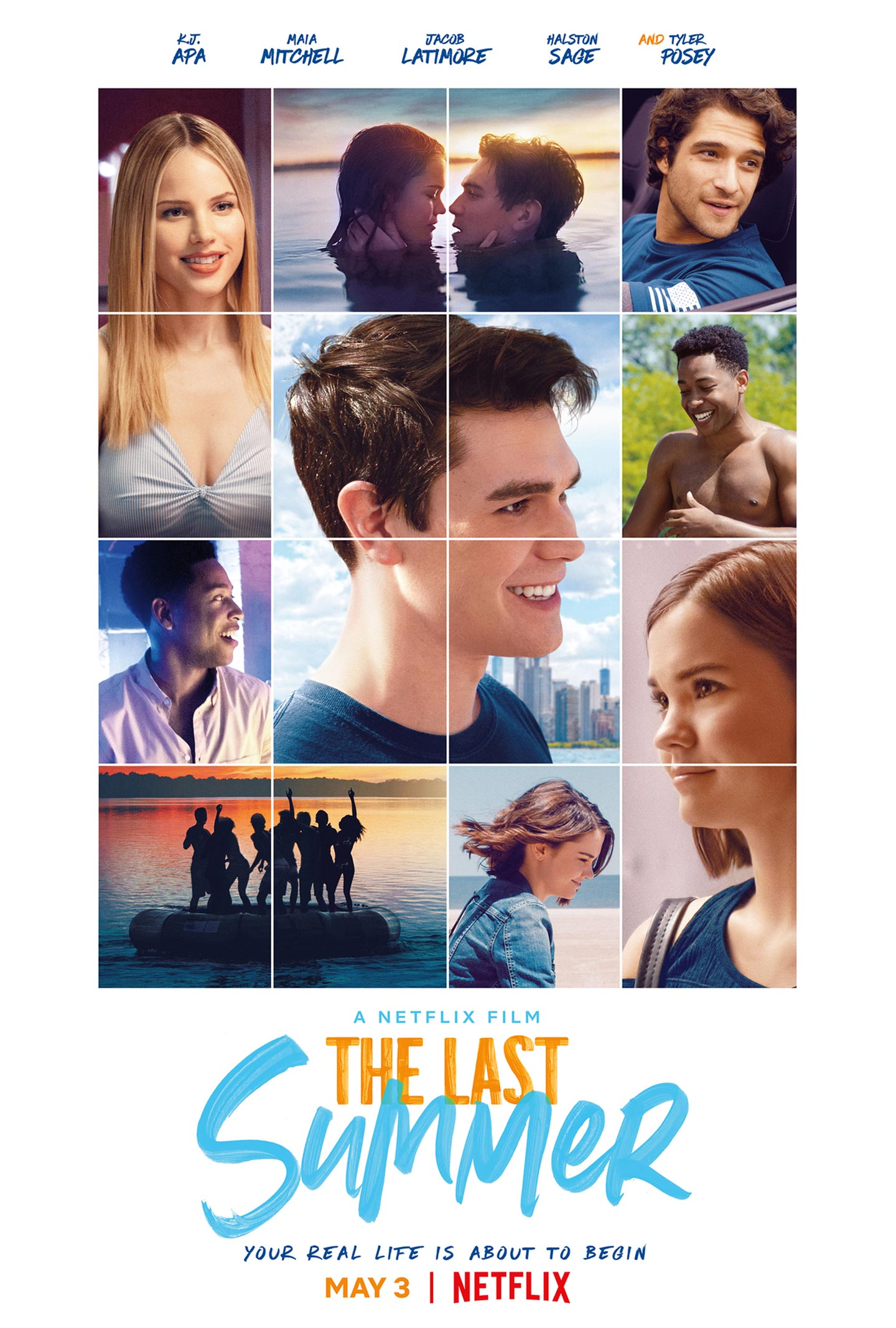 The Last Summer Poster #1